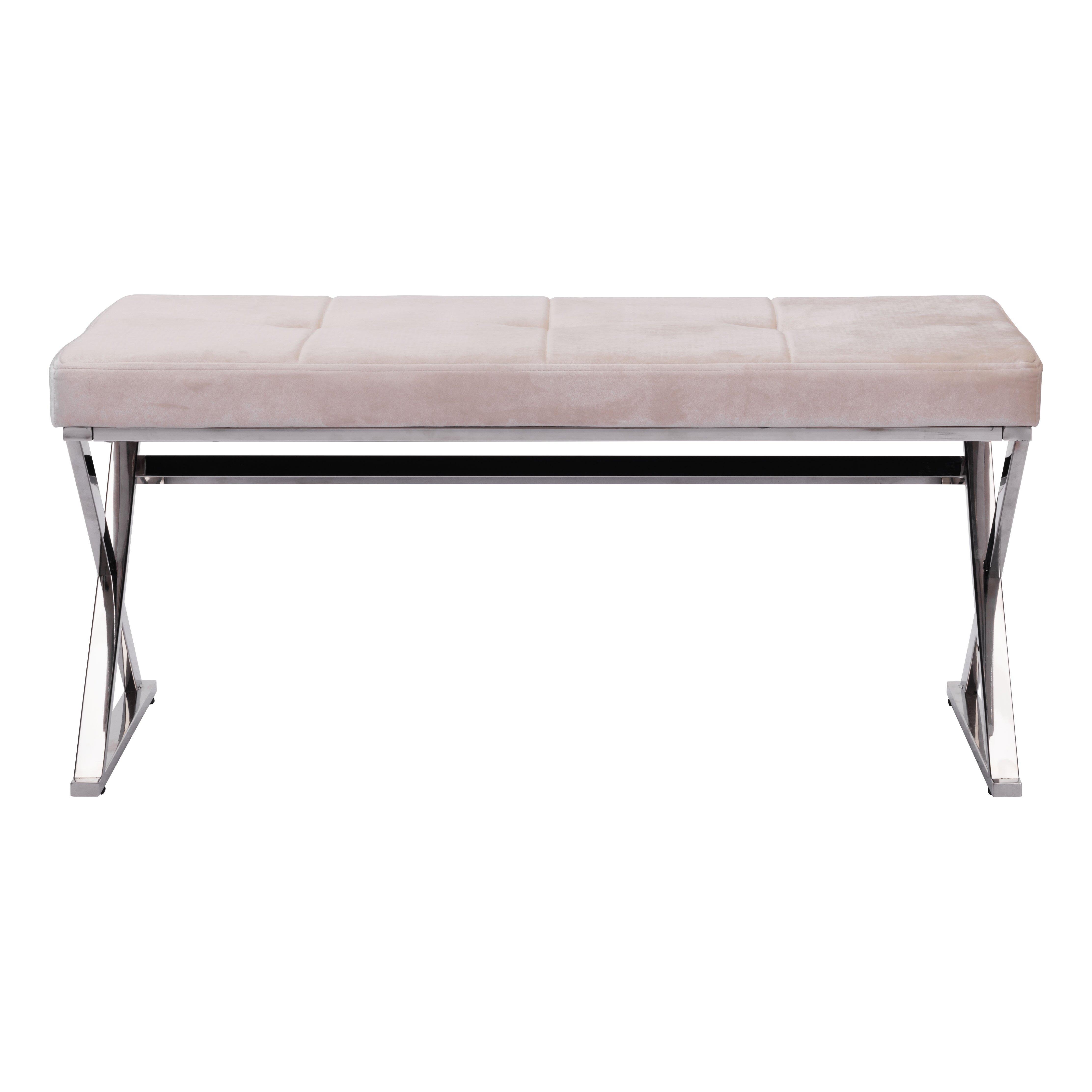 Mercer41 Roberdeau Upholstered Bedroom Bench & Reviews