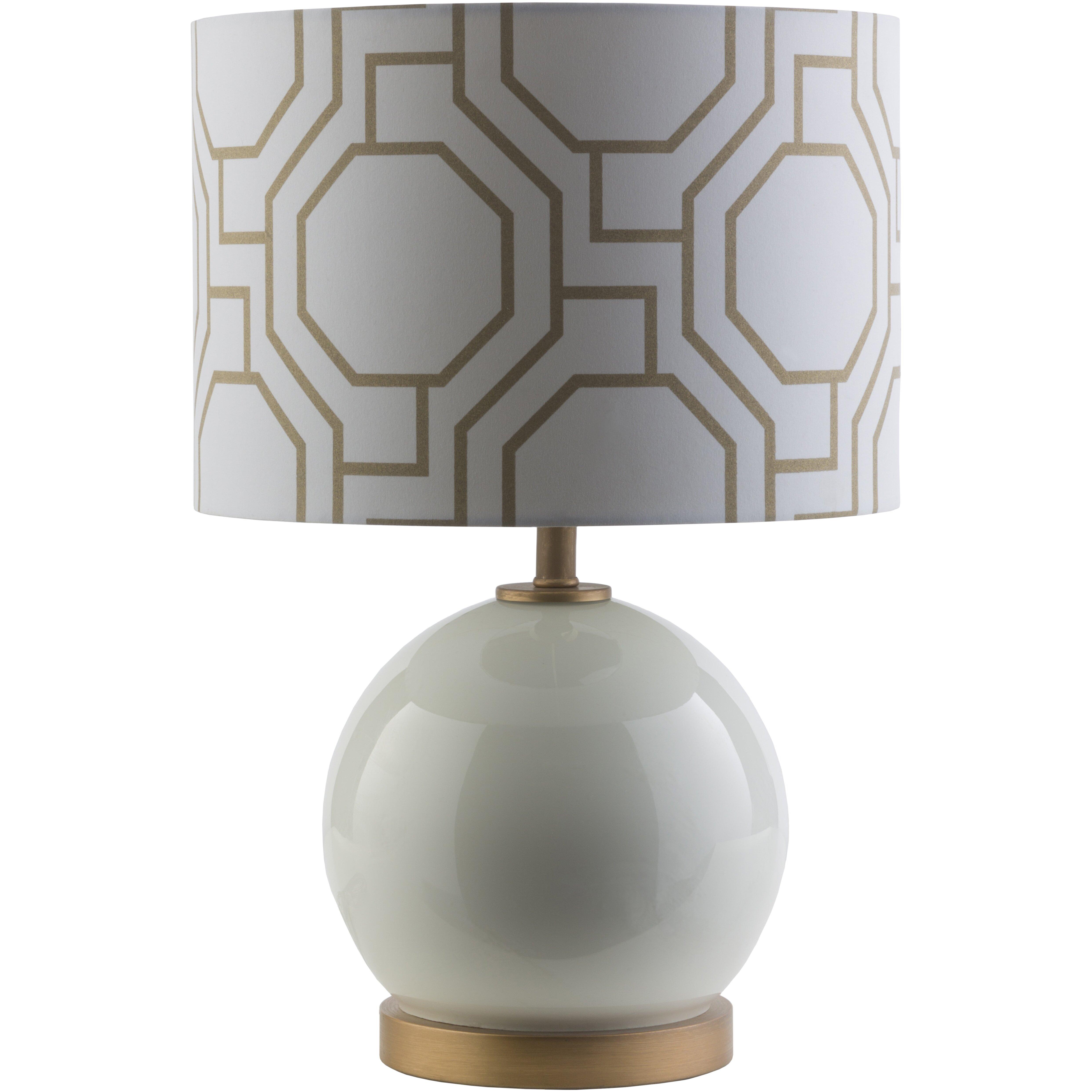 lighting lamps table lamps mercer41 sku mrcr4007. Black Bedroom Furniture Sets. Home Design Ideas