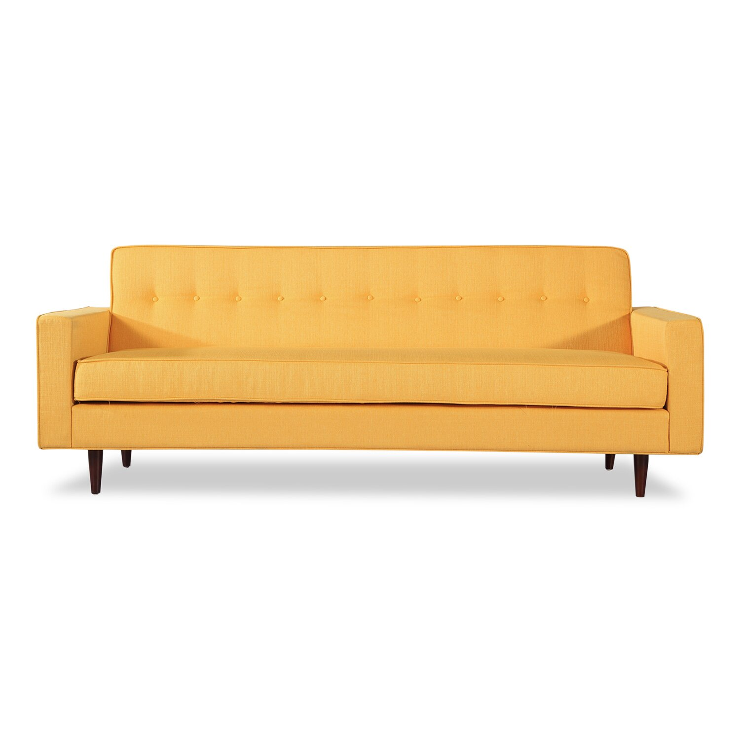 Kardiel eleanor mid century modern sofa reviews wayfair for Mid century modern sofas