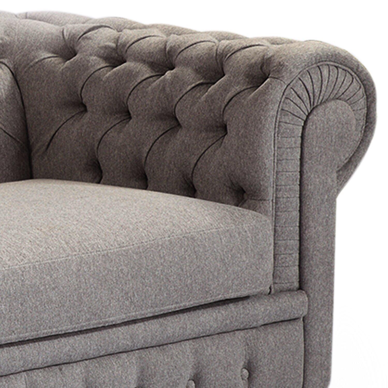 kardiel chesterfield modern classic sofa allmodern. Black Bedroom Furniture Sets. Home Design Ideas