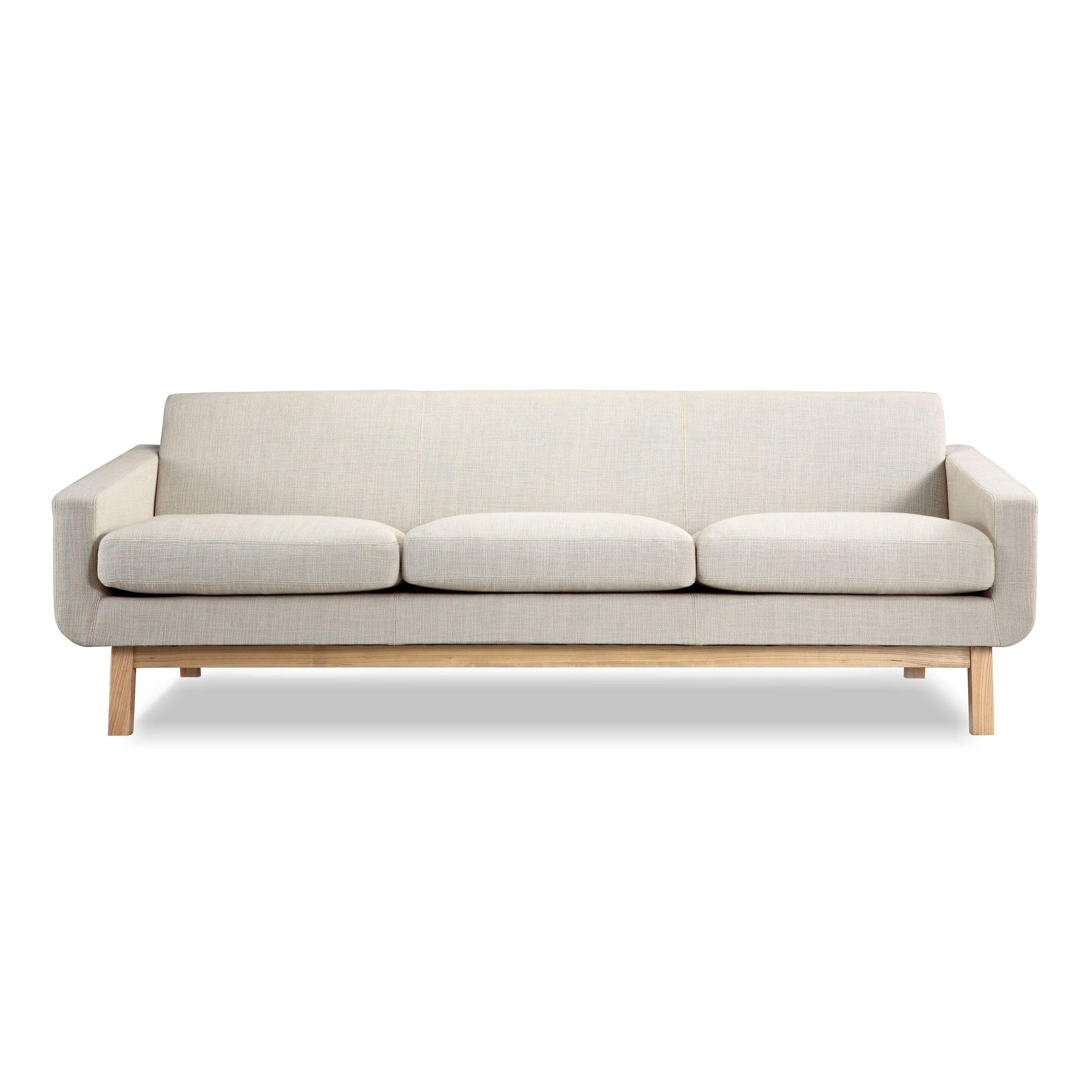 Kardiel Platform Mid Century Modern Classic Sofa & Reviews ...