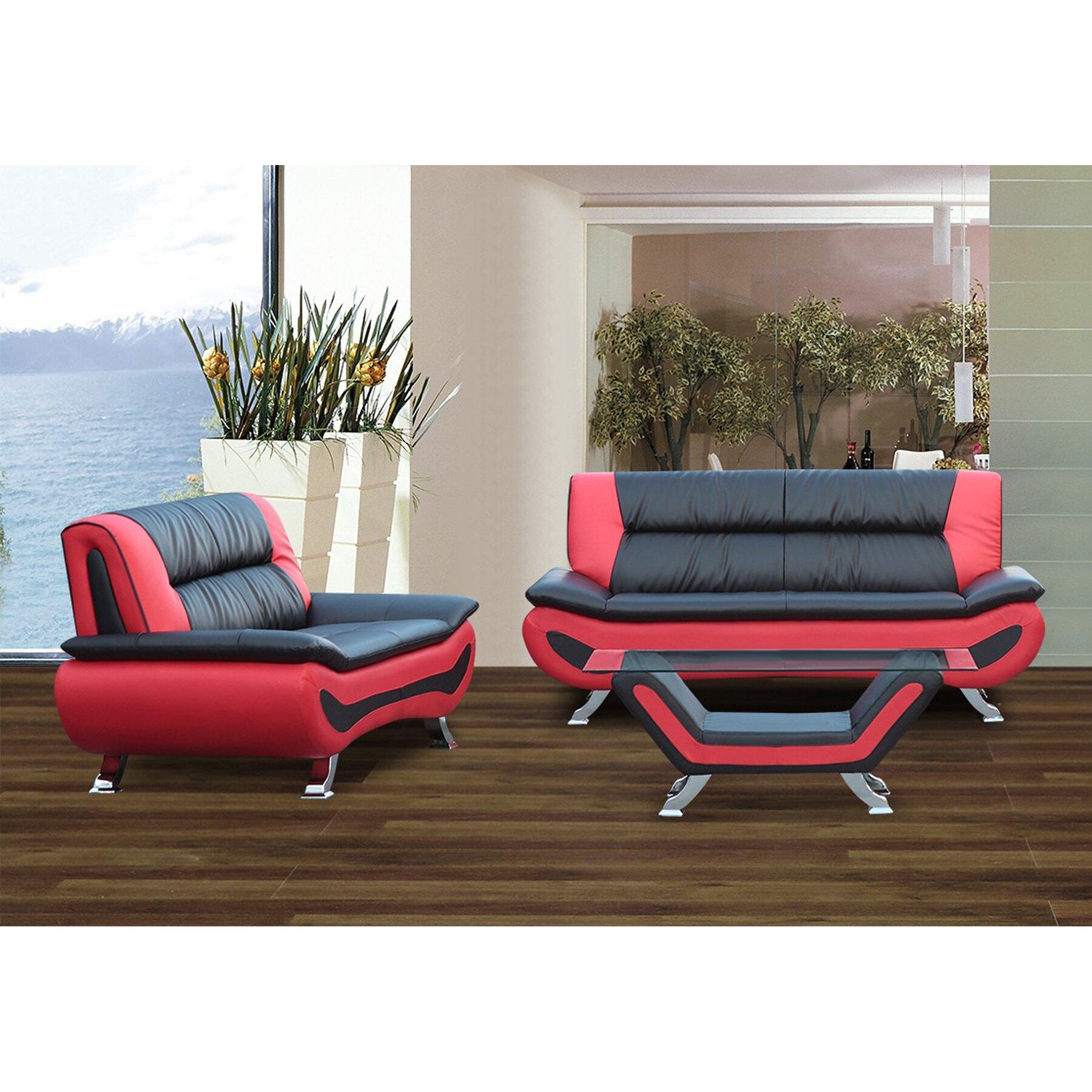 austin 2 piece living room set wayfair