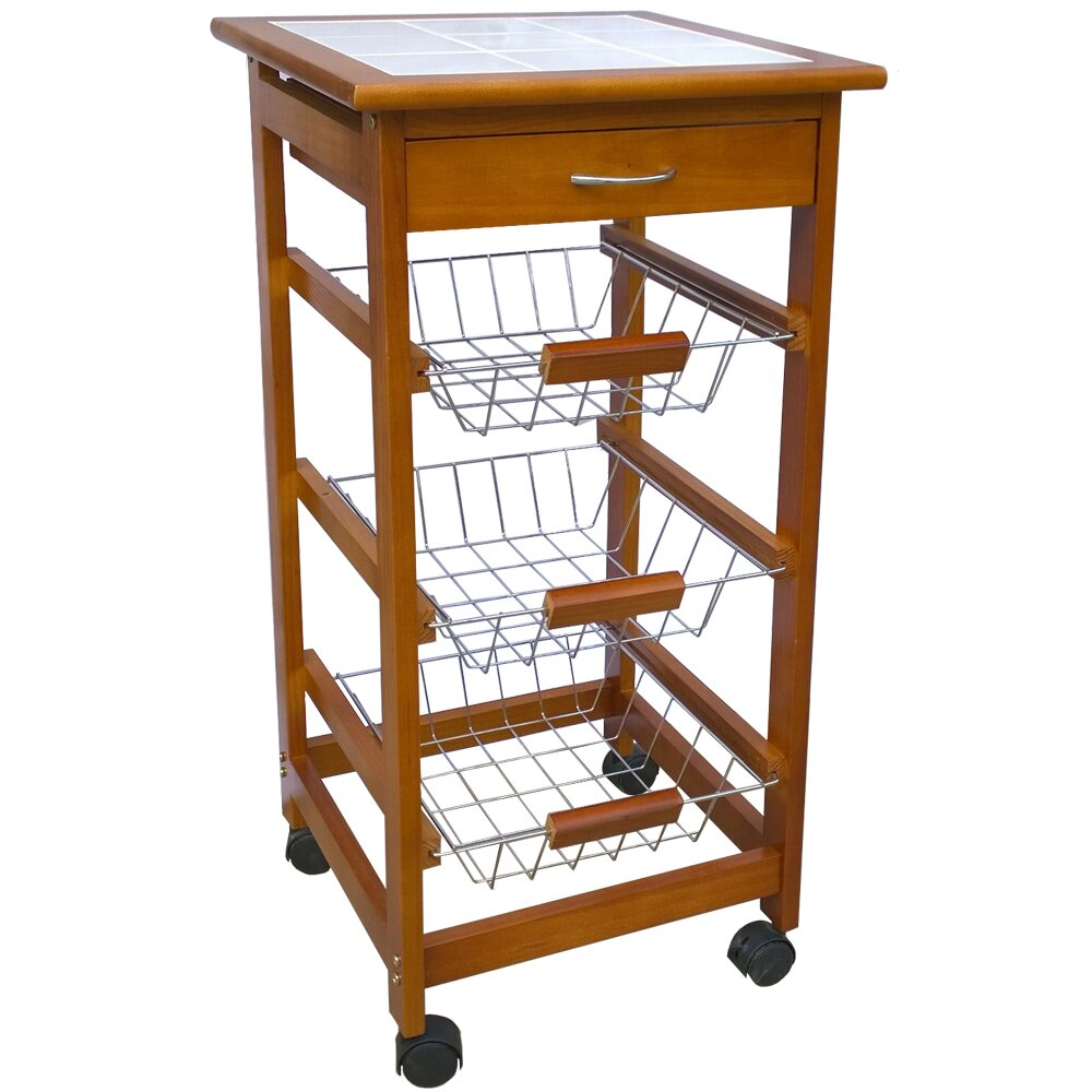Kitchen Cart Wayfair Uk