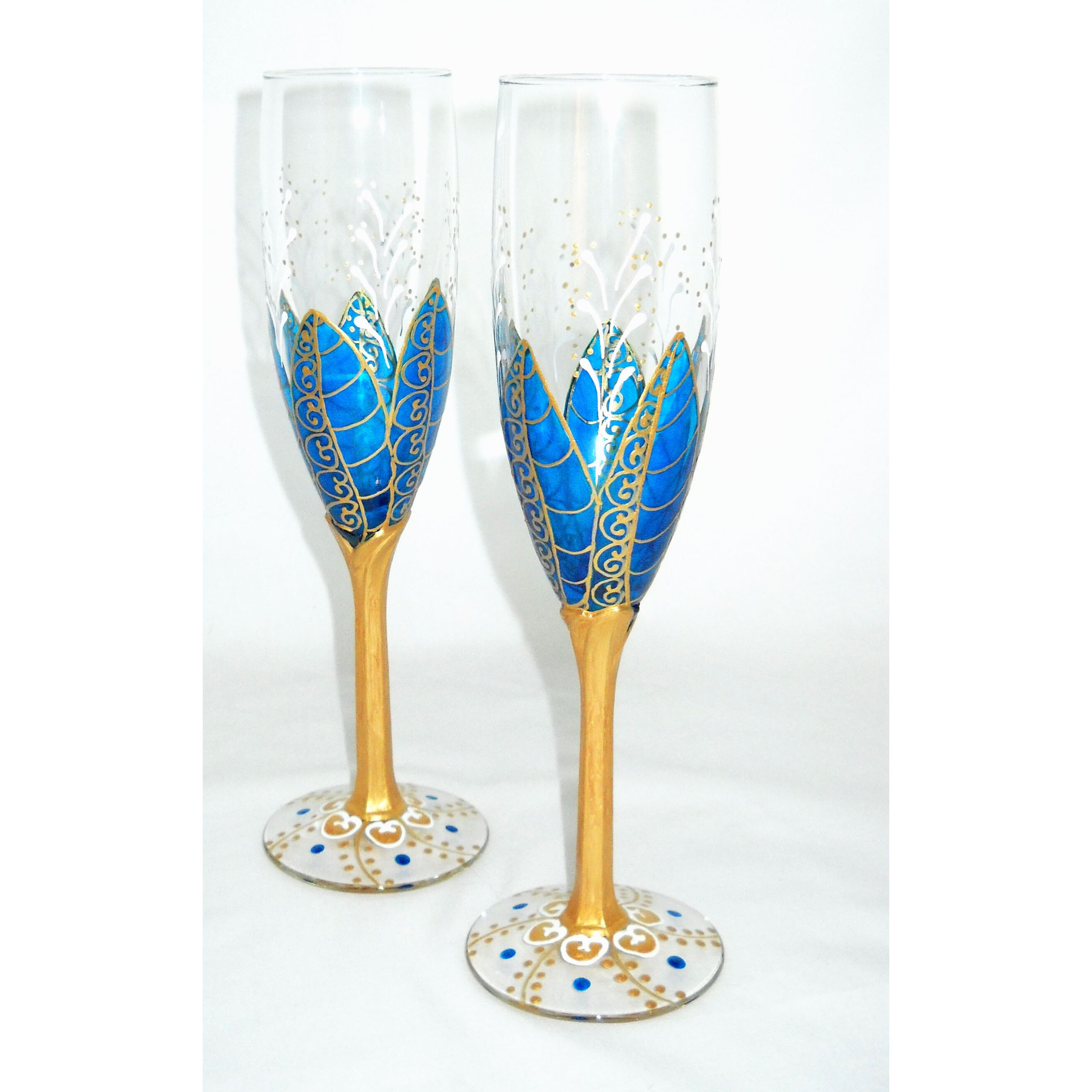 Glass Flutes For Sale Next Day Delivery