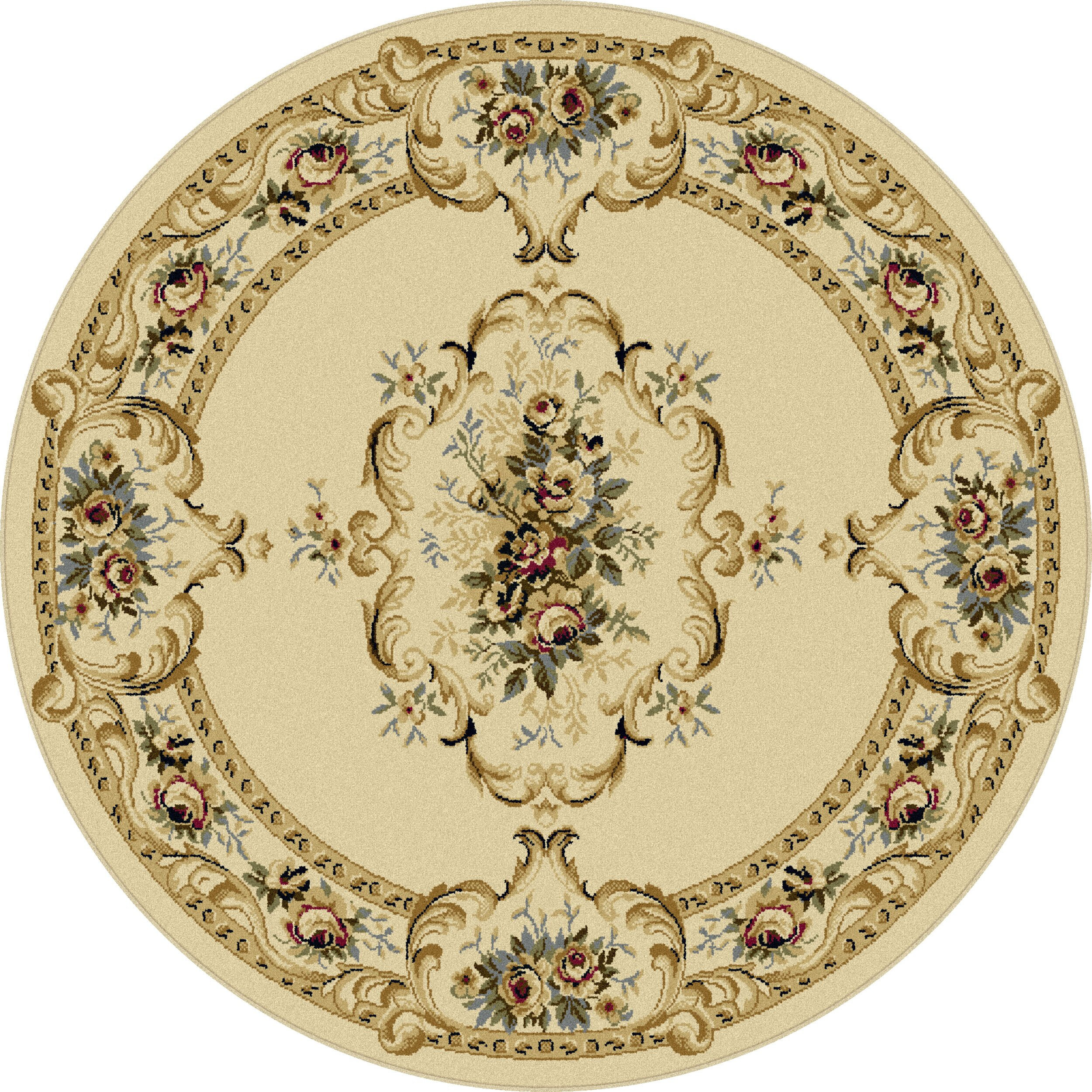 Threadbind Colesville Beige Area Rug & Reviews
