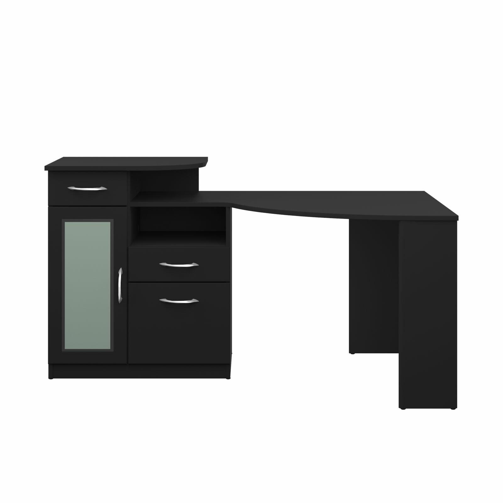 Wilmot Corner Computer Desk by Latitude Run