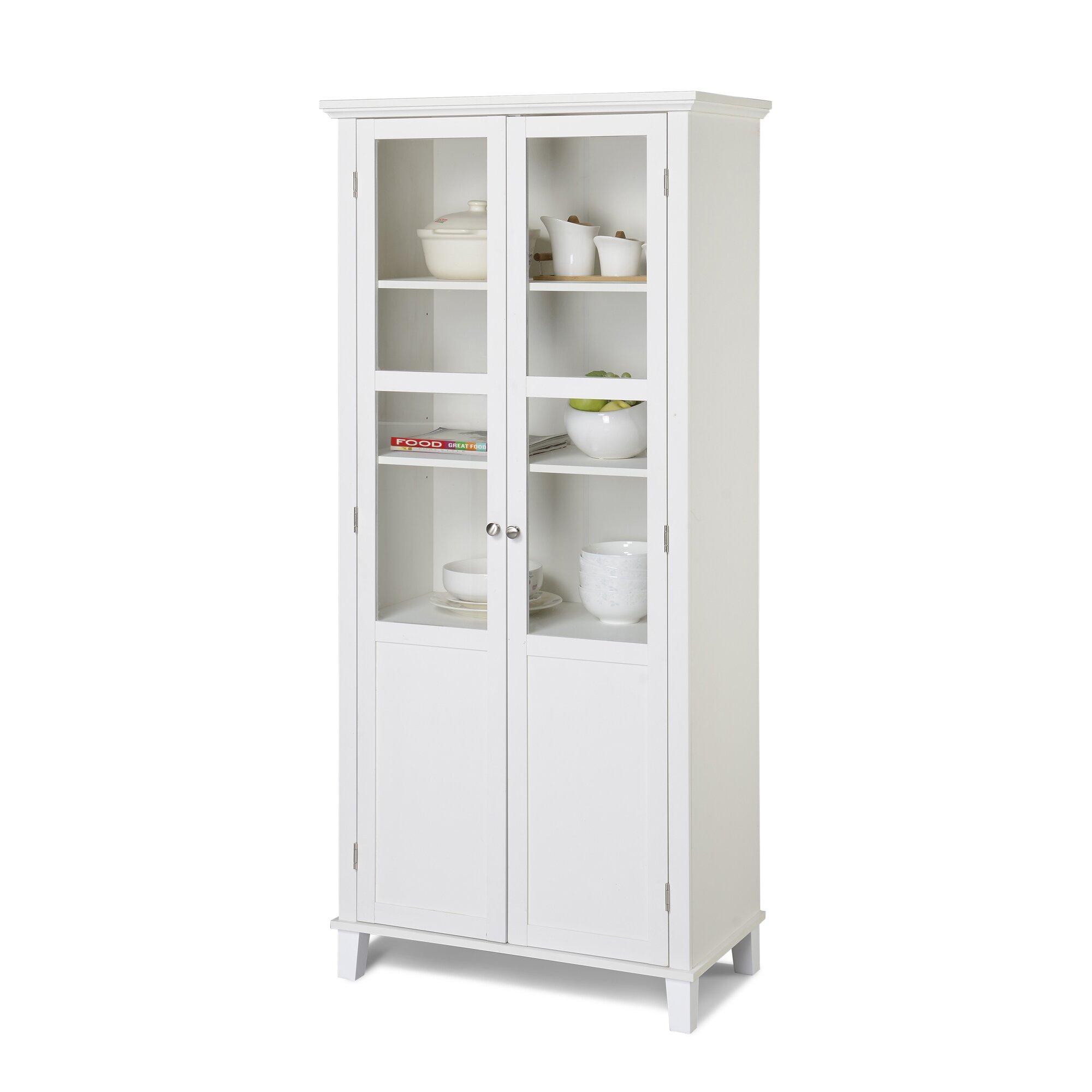 Hamilton 2 Door Storage Cabinet Wayfair
