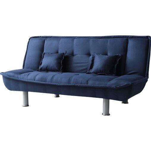 Latitude Run Hertford Convertible Sofa Futon & Reviews