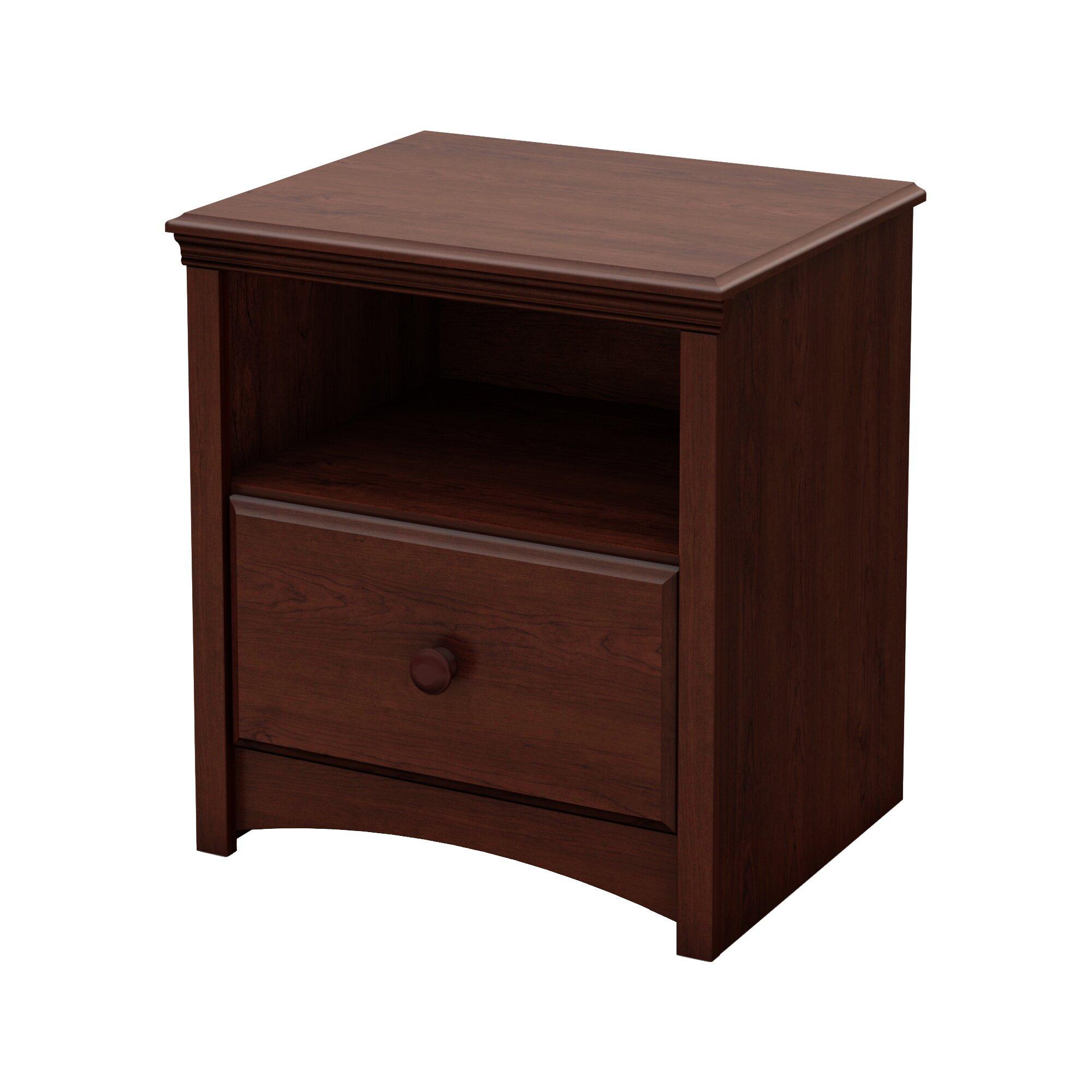 nachttisch appleridge mit schublade von manufacturer. Black Bedroom Furniture Sets. Home Design Ideas