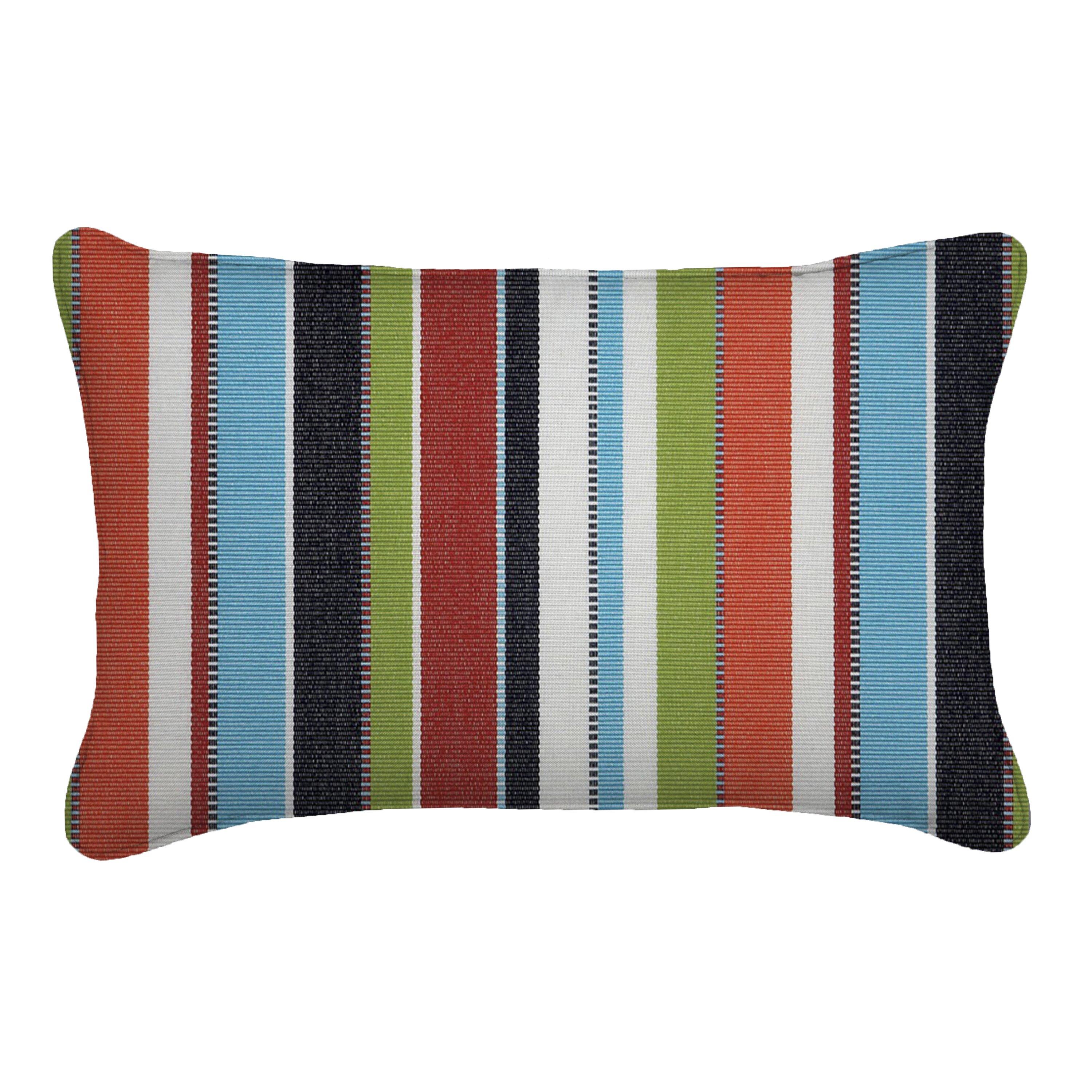 wayfair custom outdoor cushions outdoor sunbrella lumbar pillow