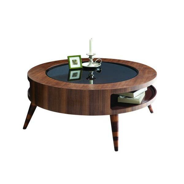 Roomsmart golf coffee table allmodern for Golf coffee table