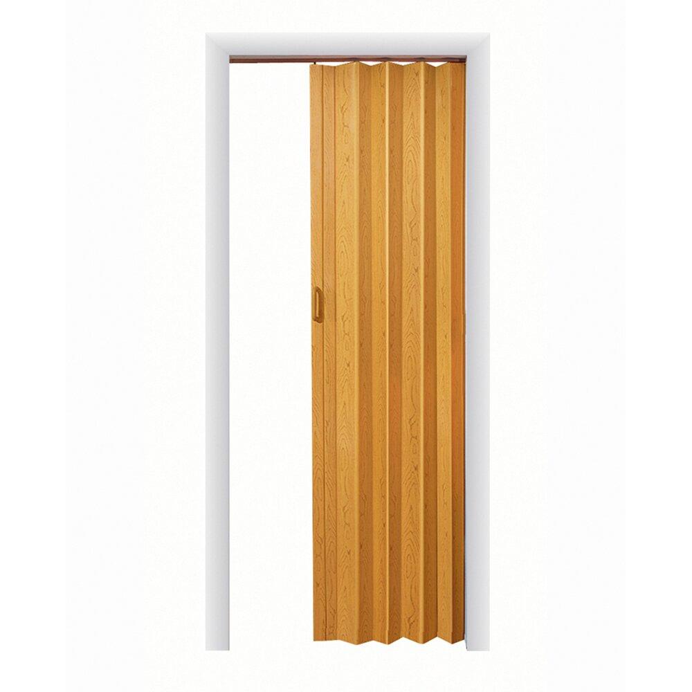 Homestyle Vinyl Accordion Interior Door Wayfair