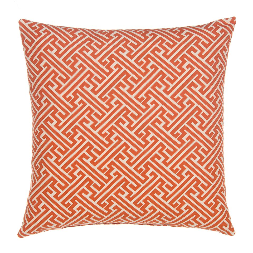 Key Decorative Pillow : Greek Key Throw Pillow Cover Wayfair