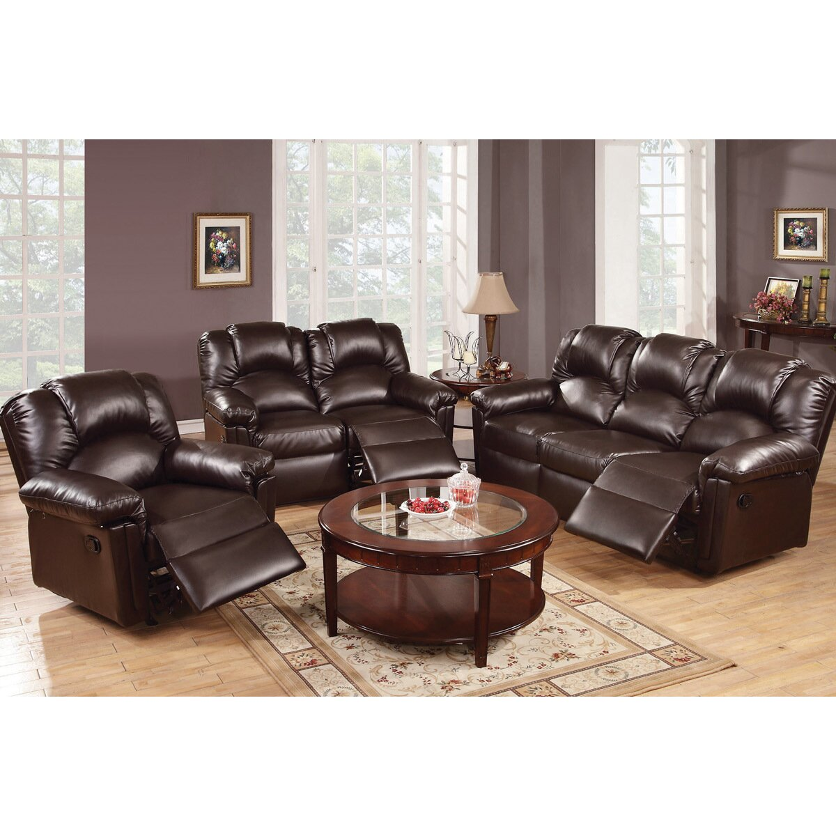 A j homes studio andy motion 3 piece living room set wayfair for 6 piece living room set