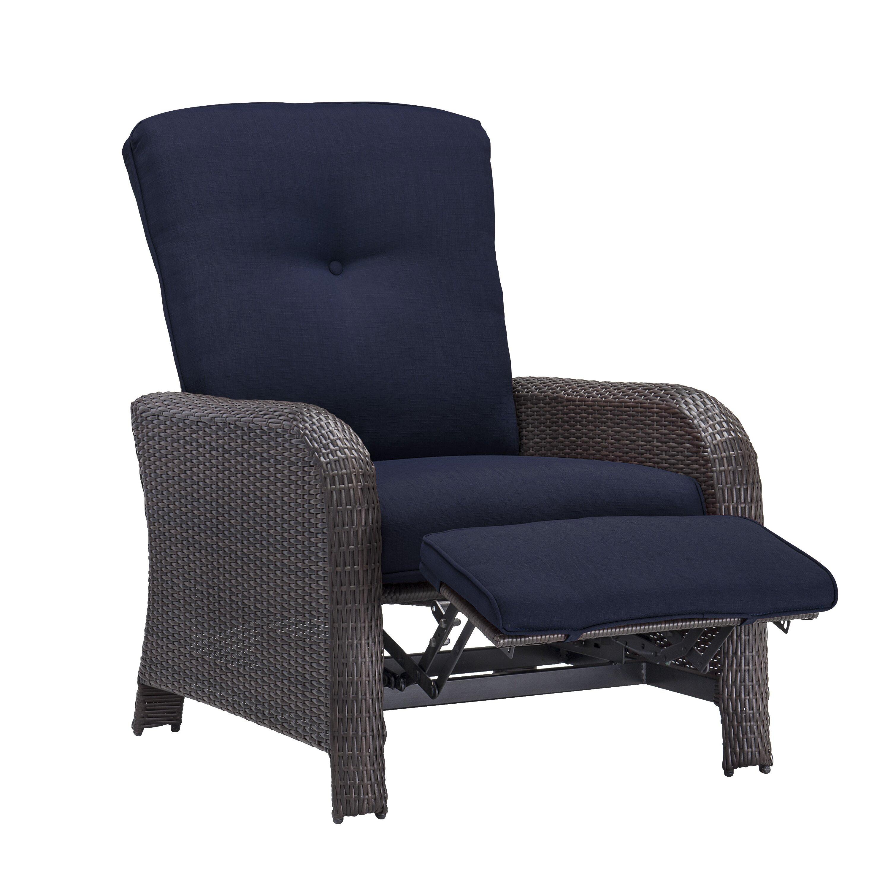 Corolla Luxury Recliner Chair With Cushion Wayfair