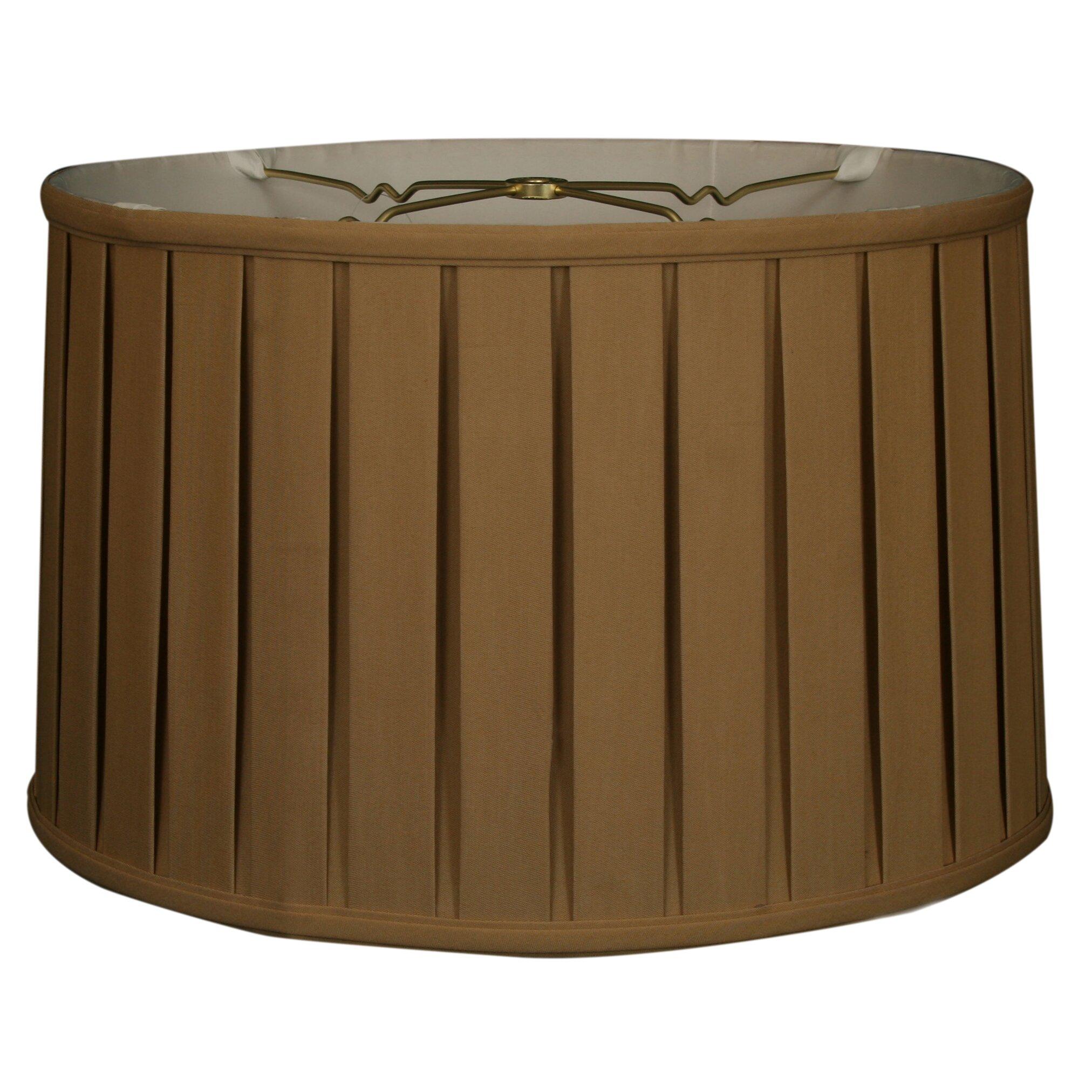 18 timeless silk drum lamp shade wayfair. Black Bedroom Furniture Sets. Home Design Ideas