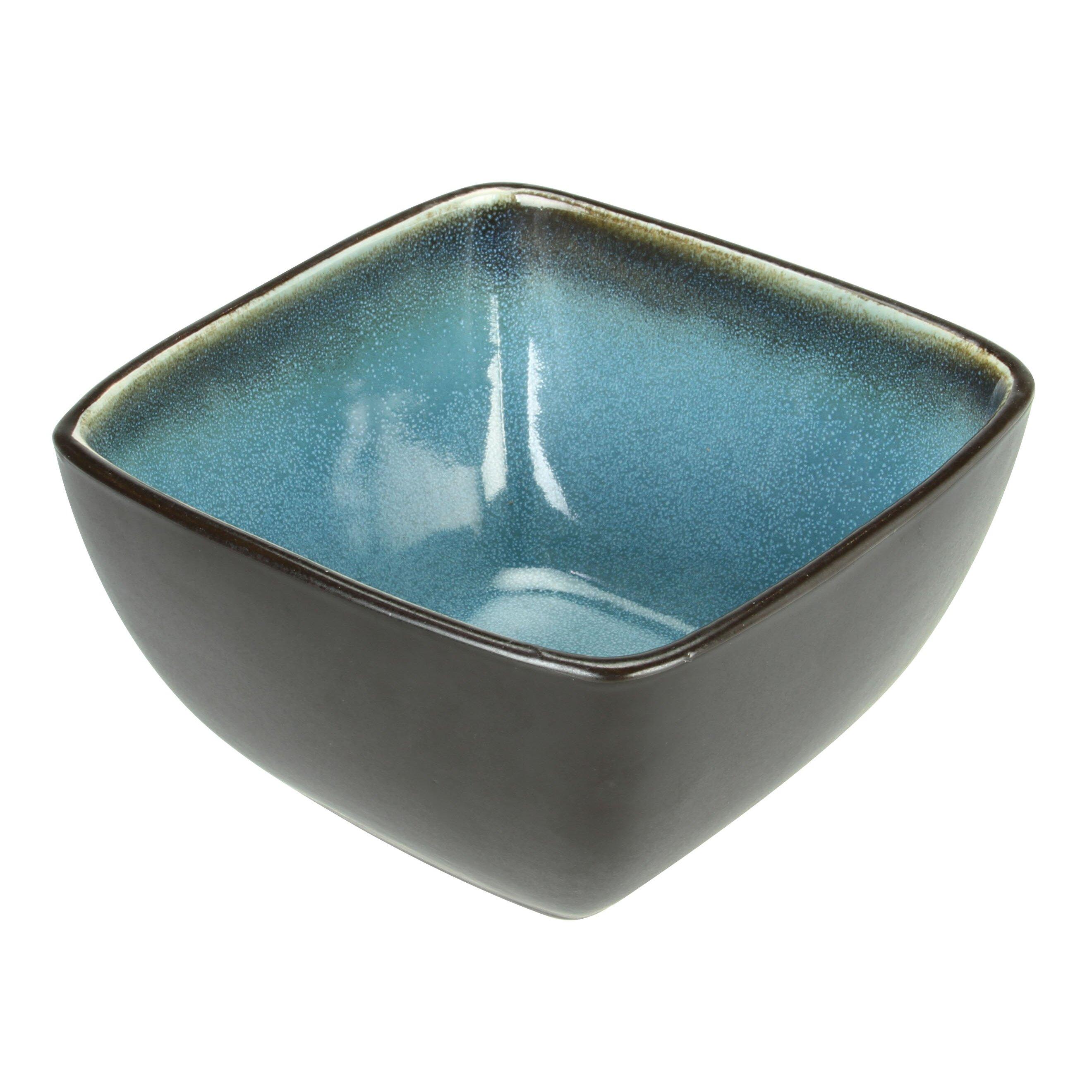 haus earthtone square 16 piece dinnerware set reviews