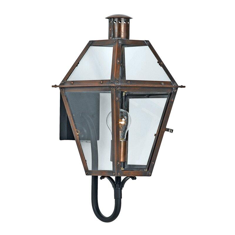 Quoizel Rue De Royal Outdoor Wall Lantern Amp Reviews