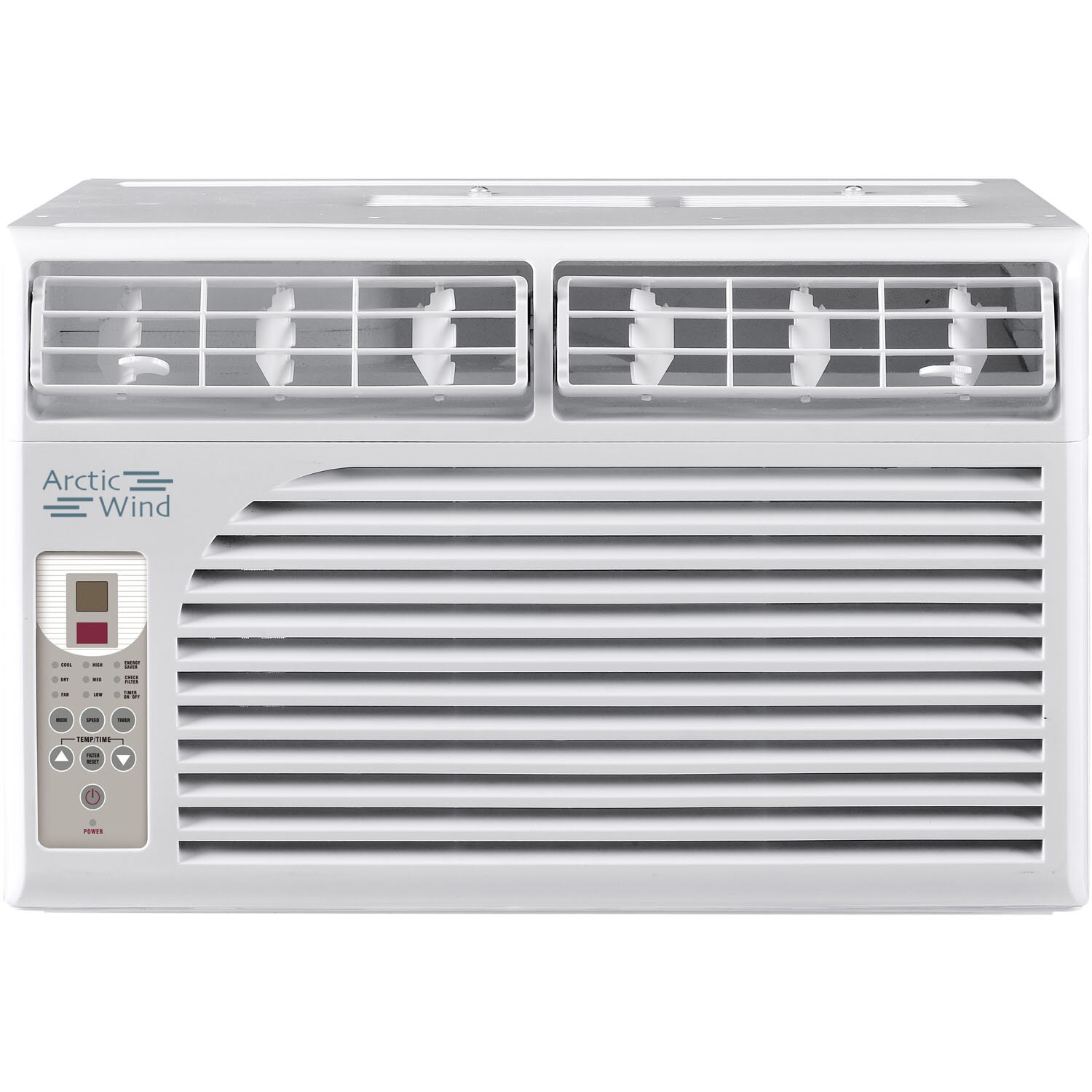 8000 BTU Energy Star Window Air Conditioner with Remote by Arctic Wind #6B5D4B