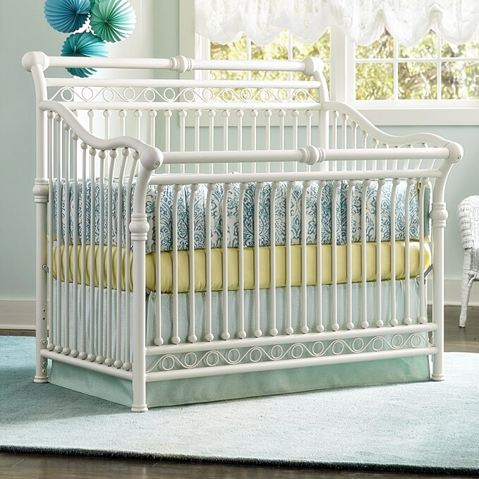 Cirque Convertible Crib Wayfair