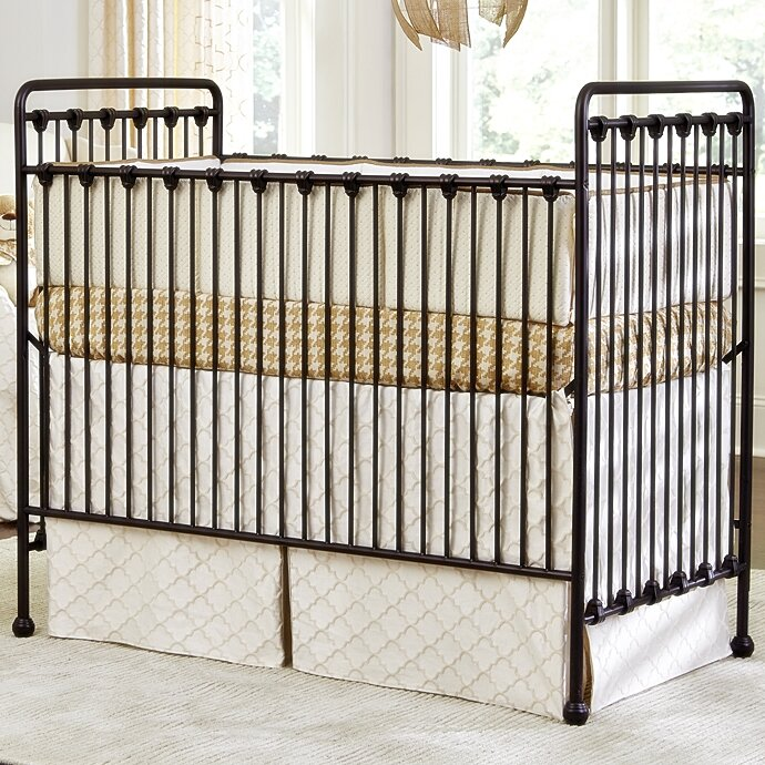 Willa 2 In 1 Convertible Crib Wayfair