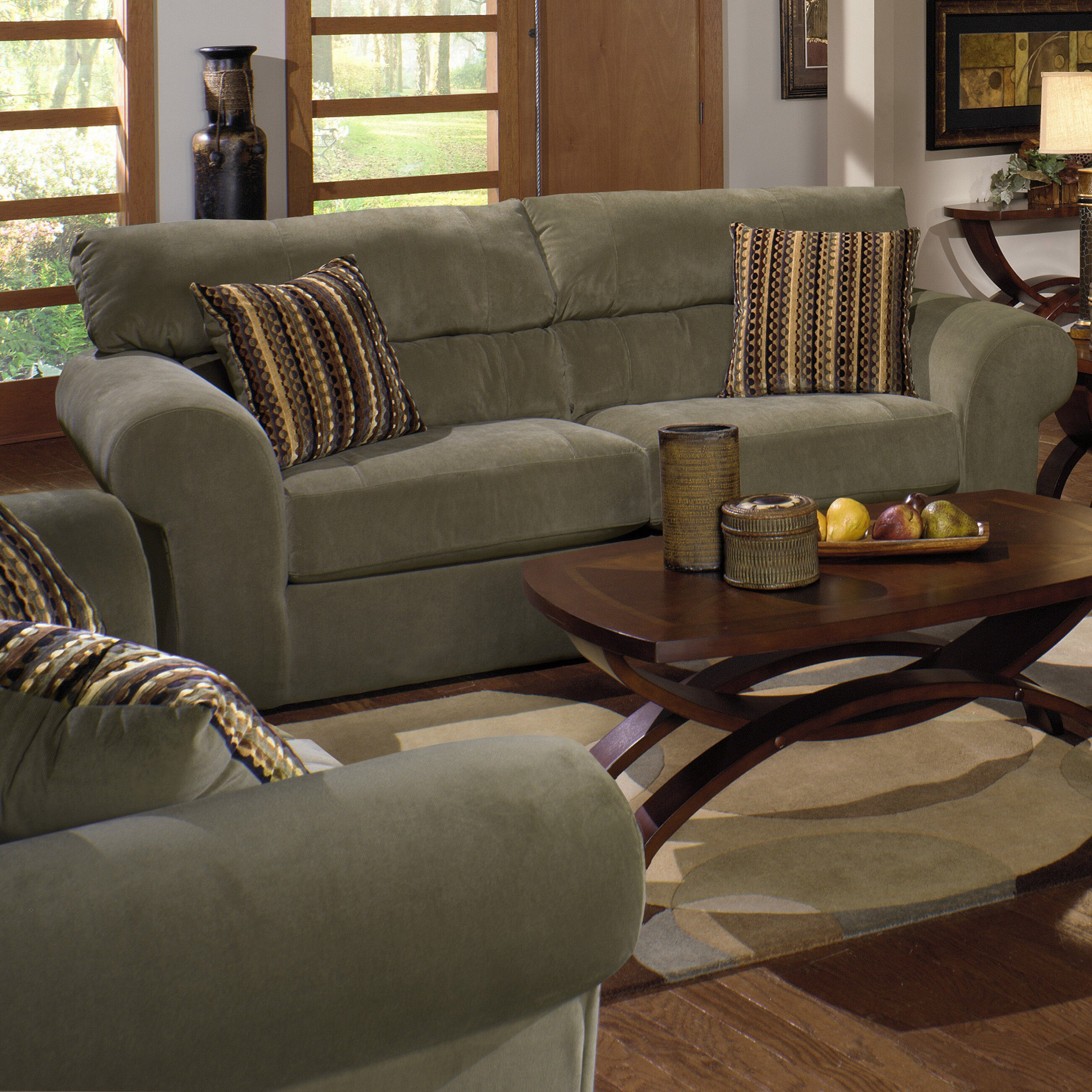 Jackson Furniture Mesa Queen Sleeper Sofa & Reviews