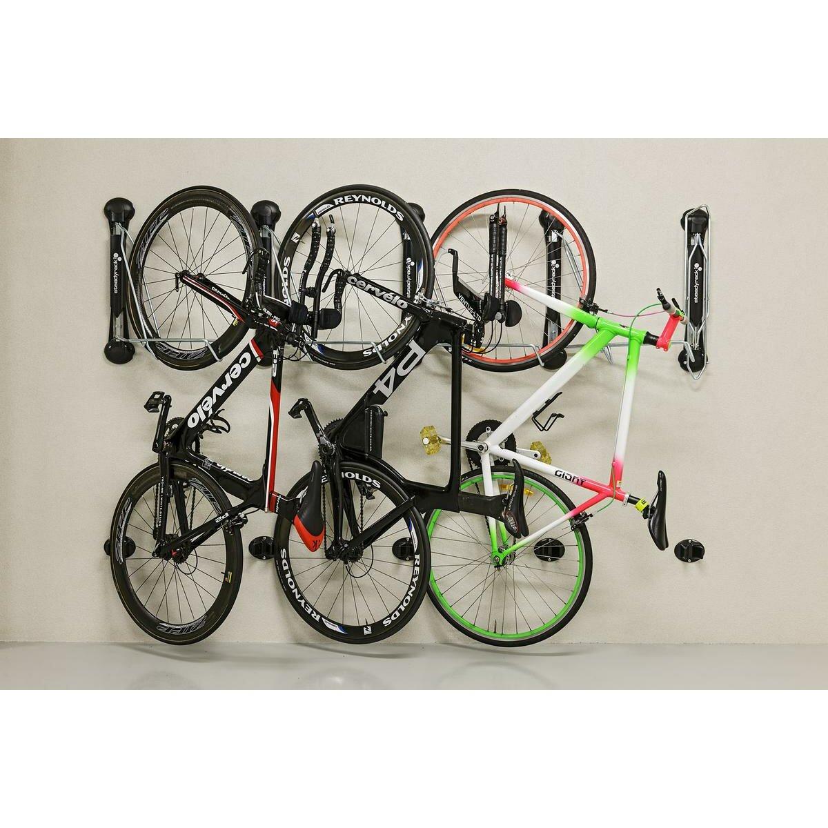 steadyrack bike racks fender rack vertical bike storage. Black Bedroom Furniture Sets. Home Design Ideas