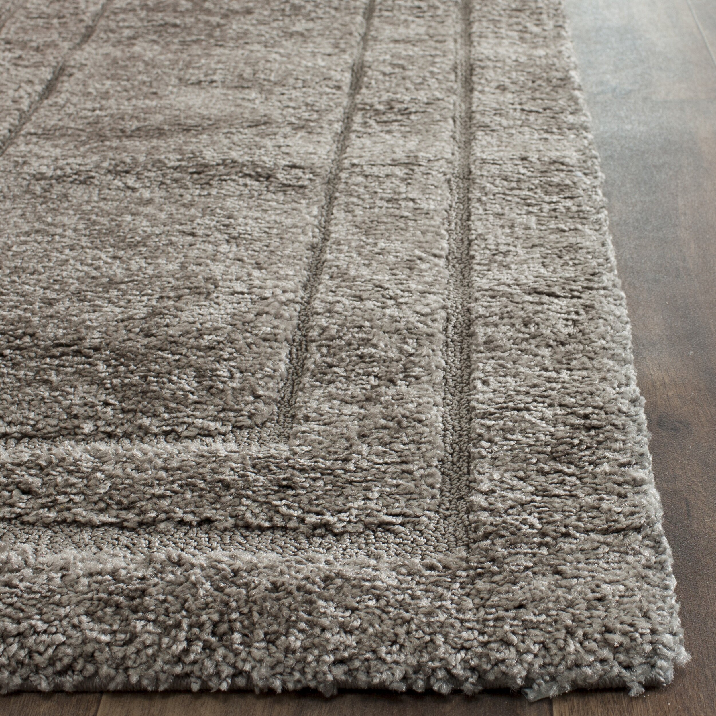 shag area rug florida shag gray area rug wayfair