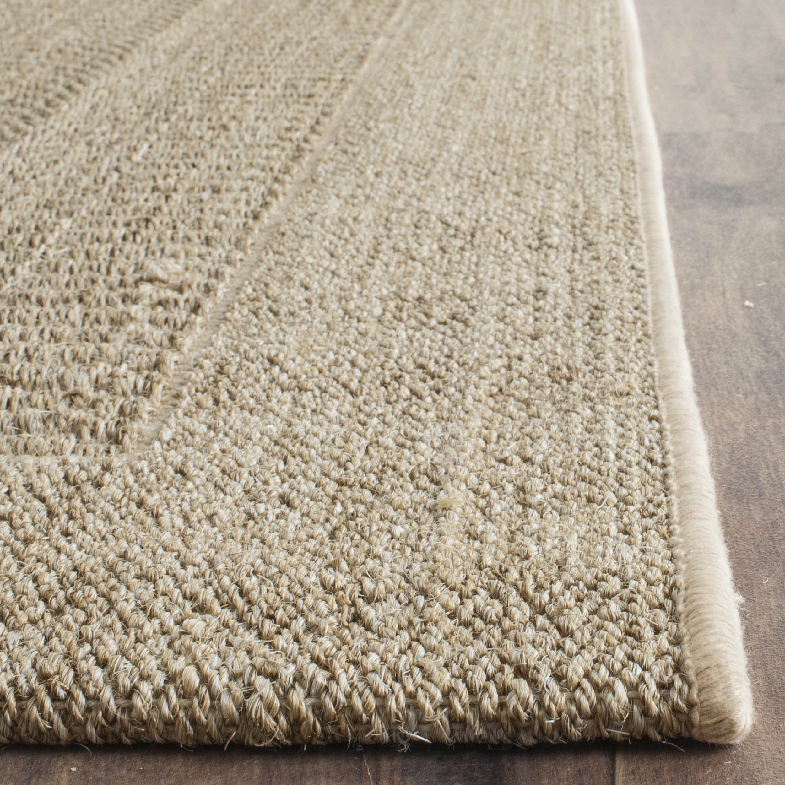 Safavieh Palm Beach Desert Sand Solid Area Rug Amp Reviews