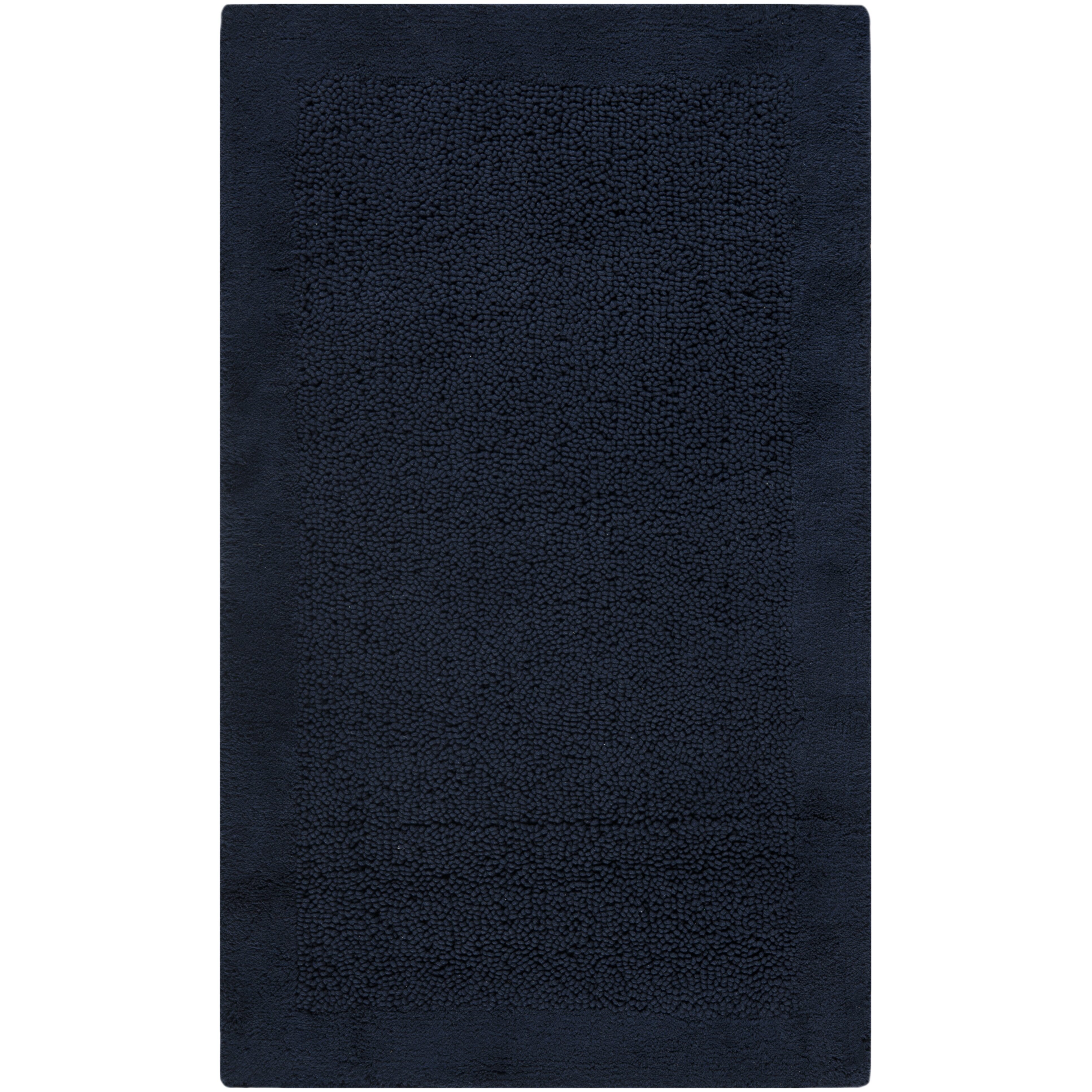 Plush master bath rug wayfair for Master bathroom rugs