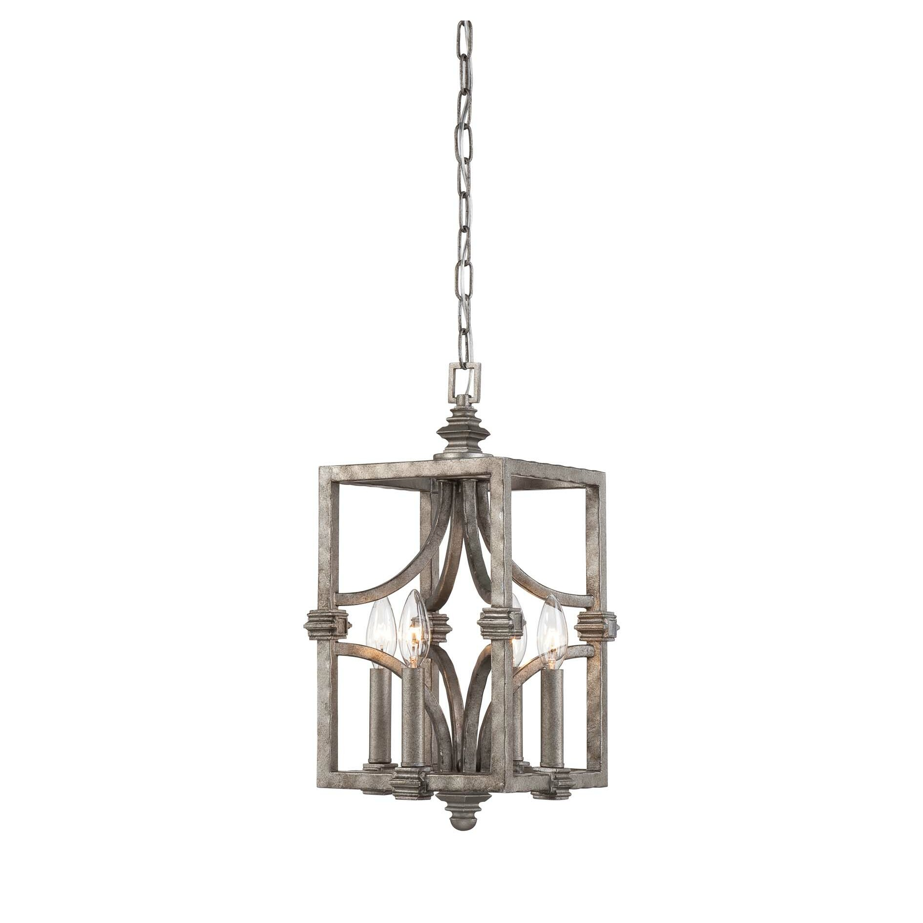 structure 4 light foyer pendant wayfair