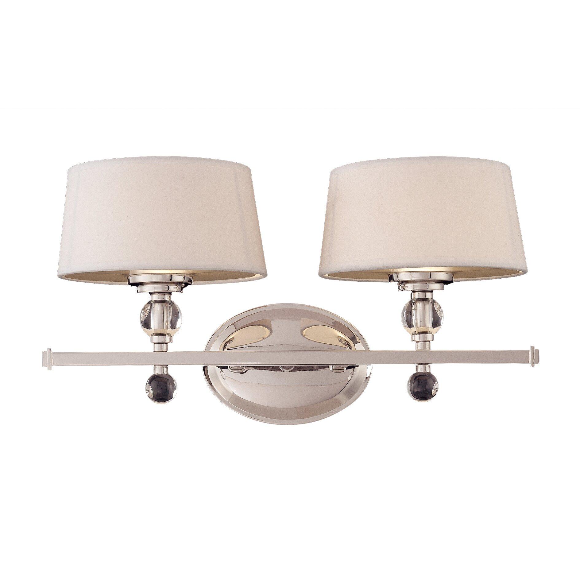 Savoy House Murren 2 Light Bath Vanity Light Reviews