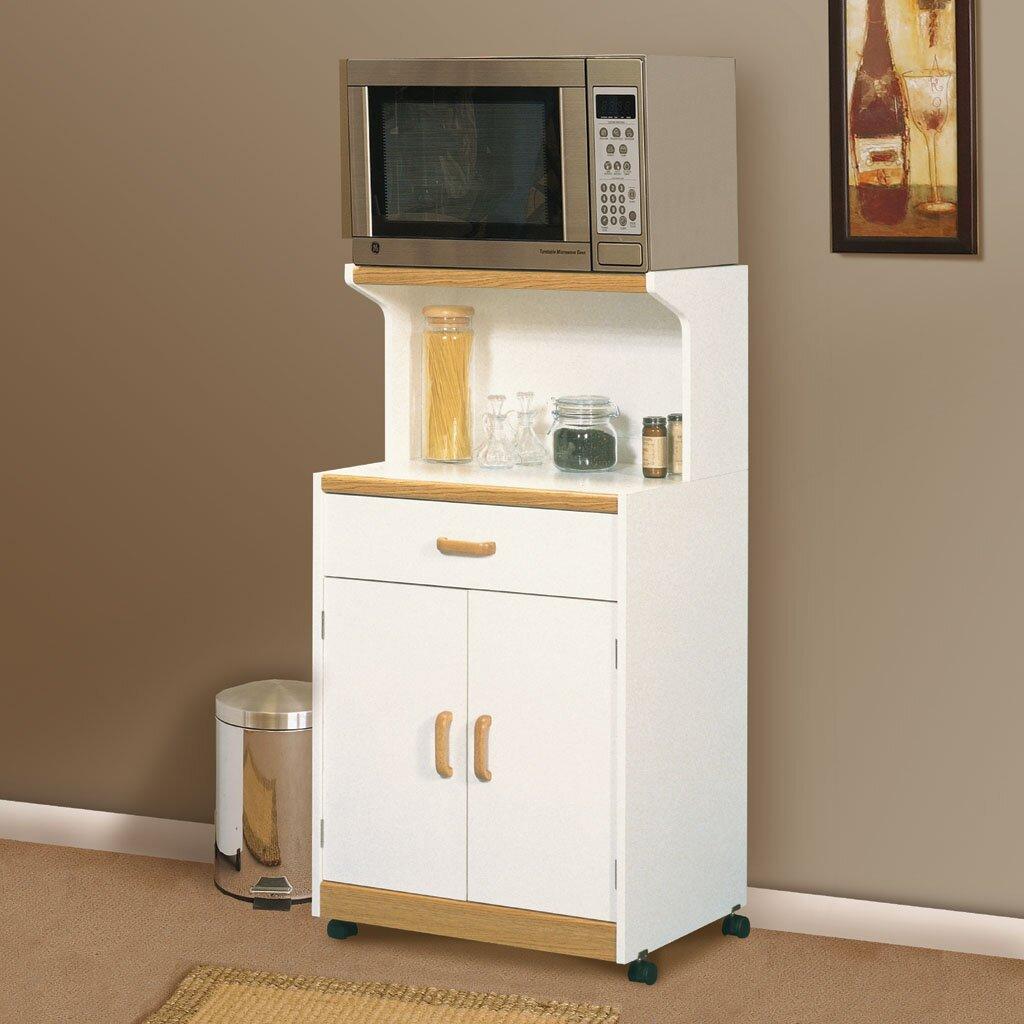Sauder O 39 Sullivan Microwave Cart Reviews Wayfair