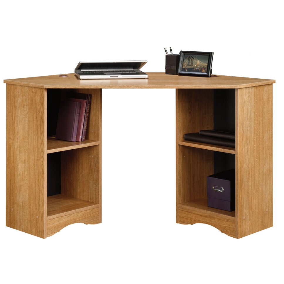 Sauder Beginnings Corner Computer Desk & Reviews