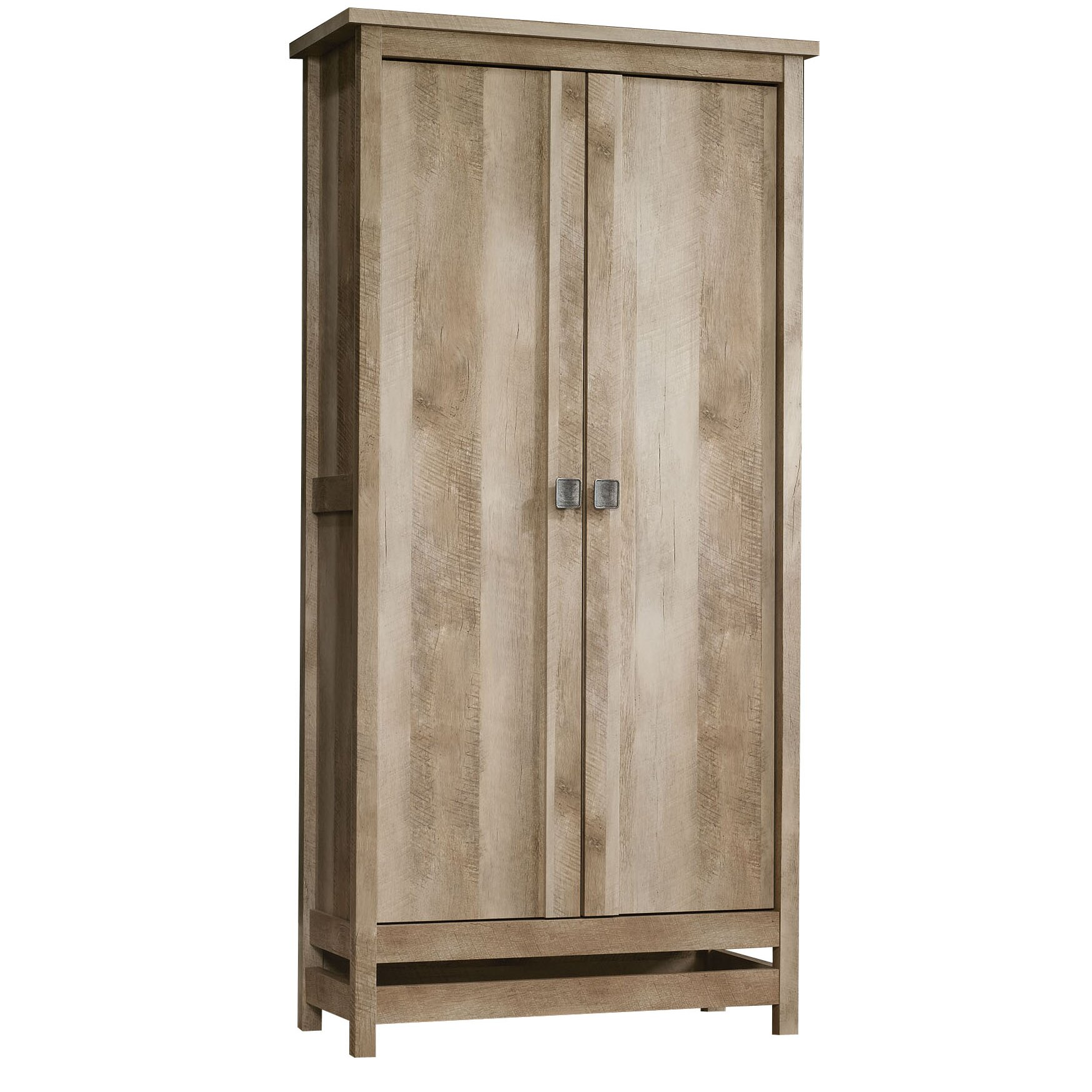 Sauder cannery bridge 2 door storage cabinet reviews for One day doors and closets reviews