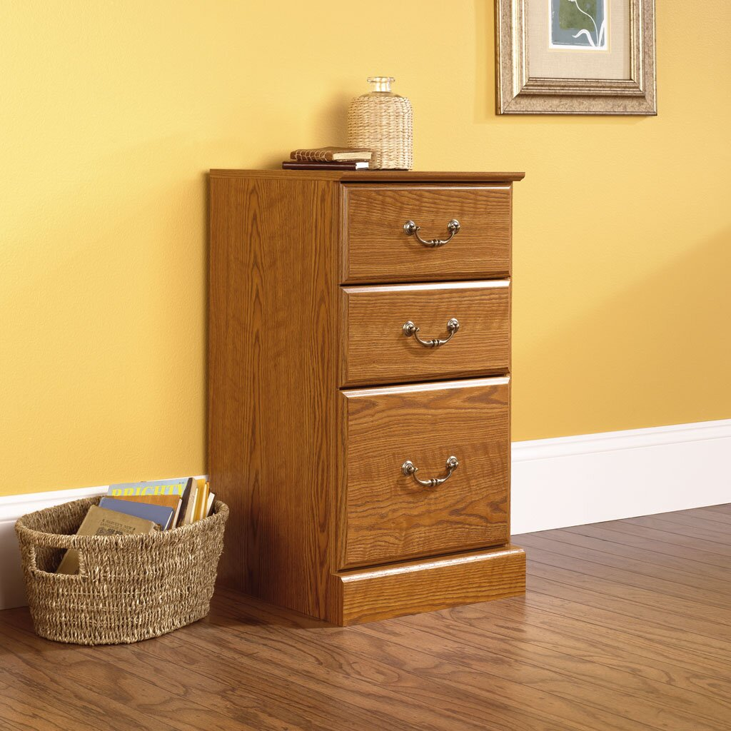 Orchard Hills 3 Drawer Filing Cabinet Wayfair