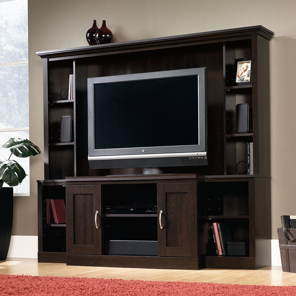 Sauder Entertainment Center Amp Reviews Wayfair
