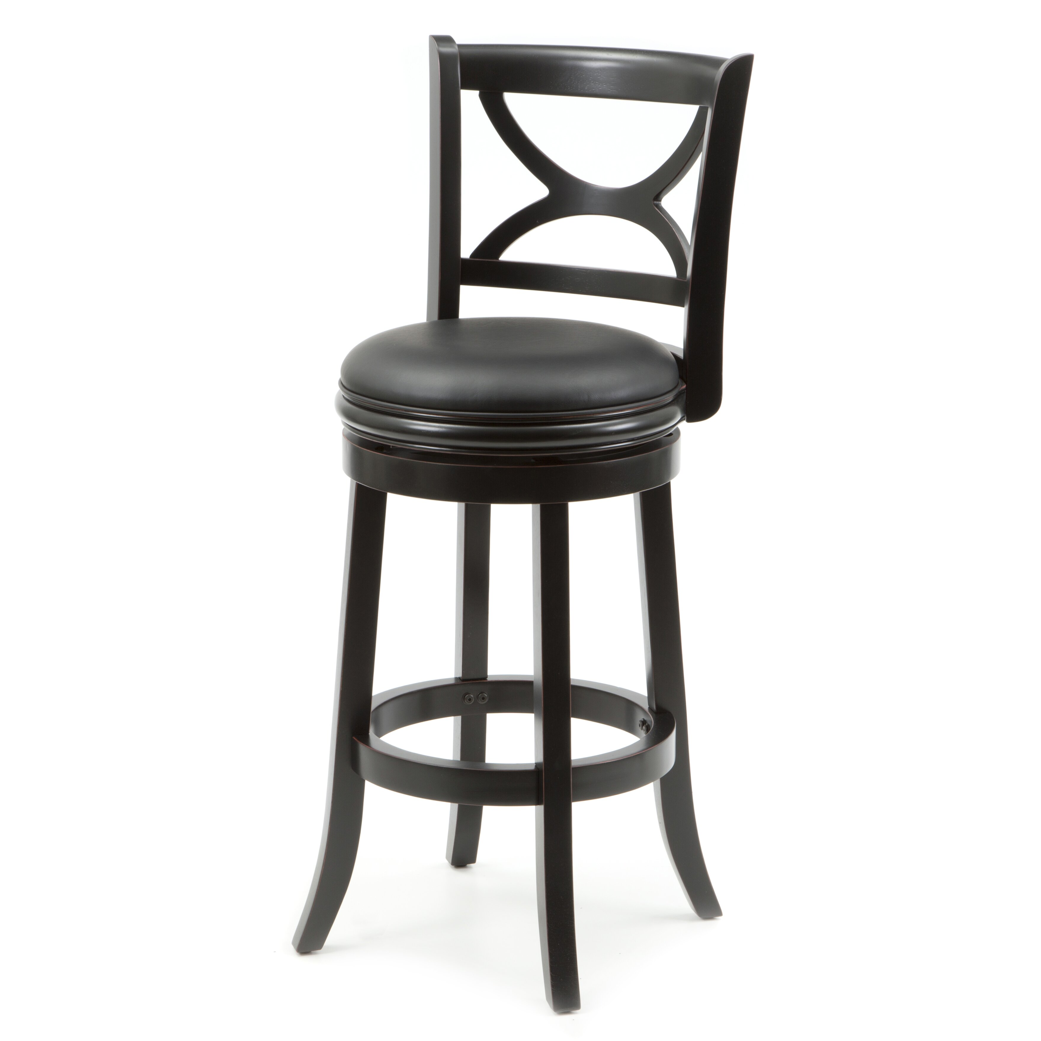 Florence 29 Quot Swivel Bar Stool Wayfair