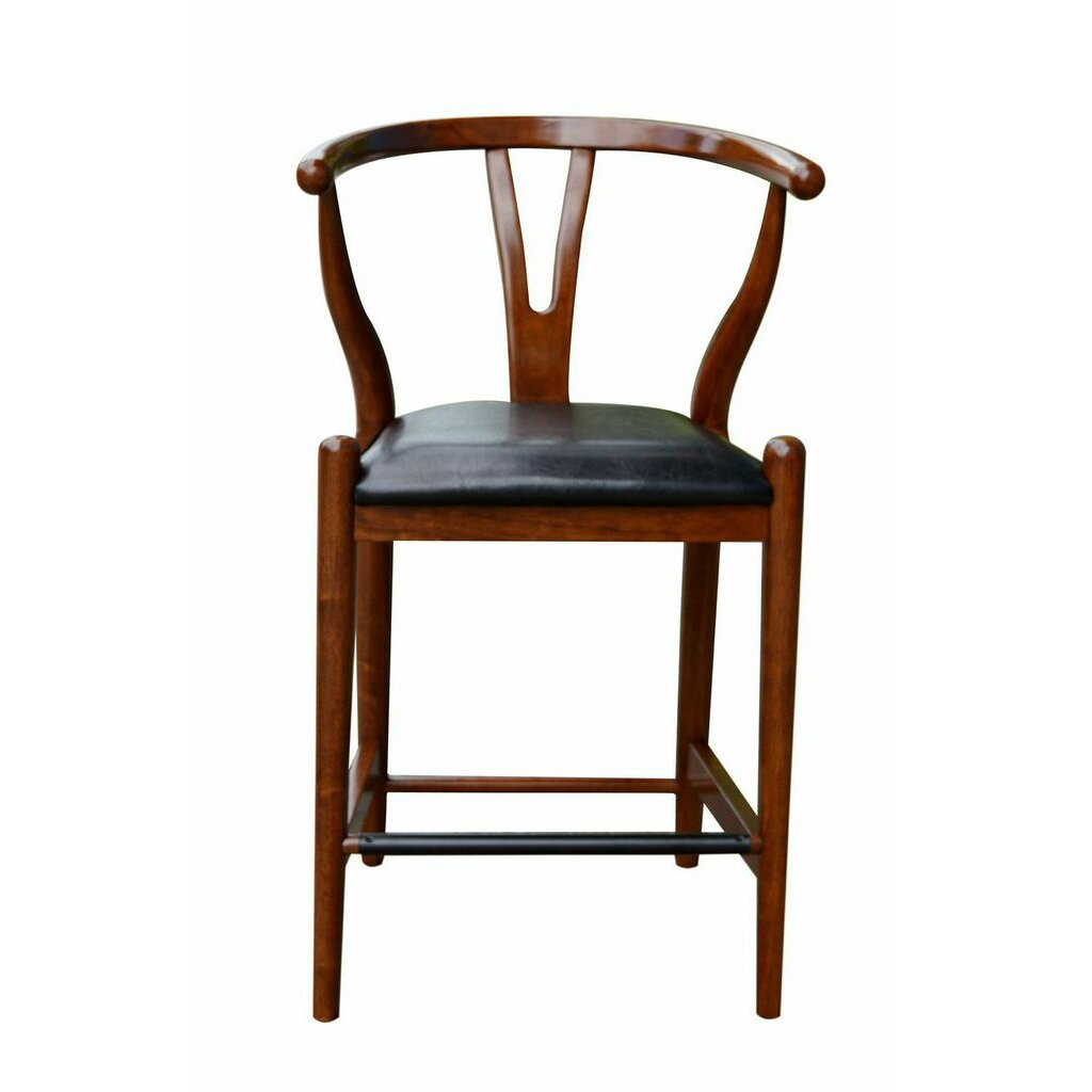 Wishbone 24 Quot Bar Stool Wayfair
