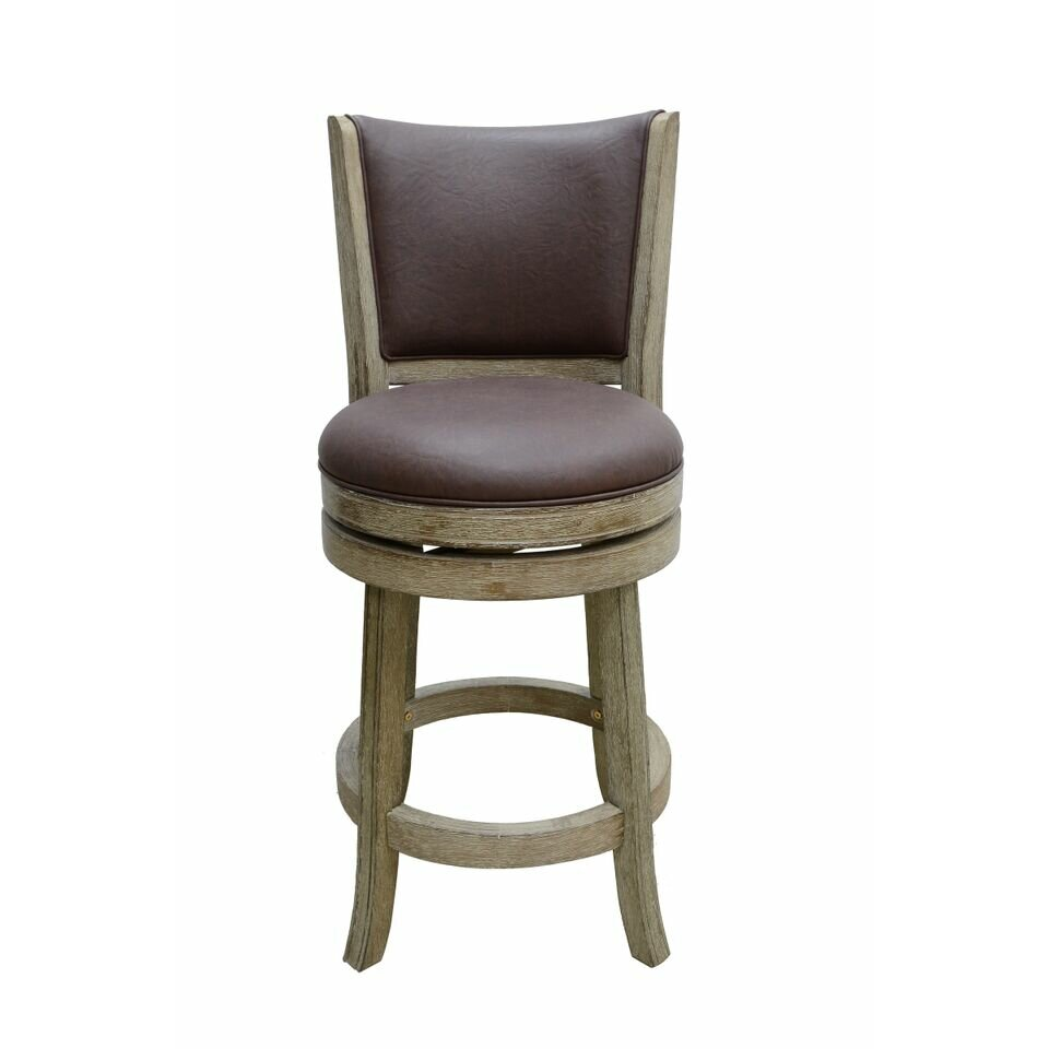 Boraam Toledo 24 Quot Swivel Bar Stool Amp Reviews Wayfair