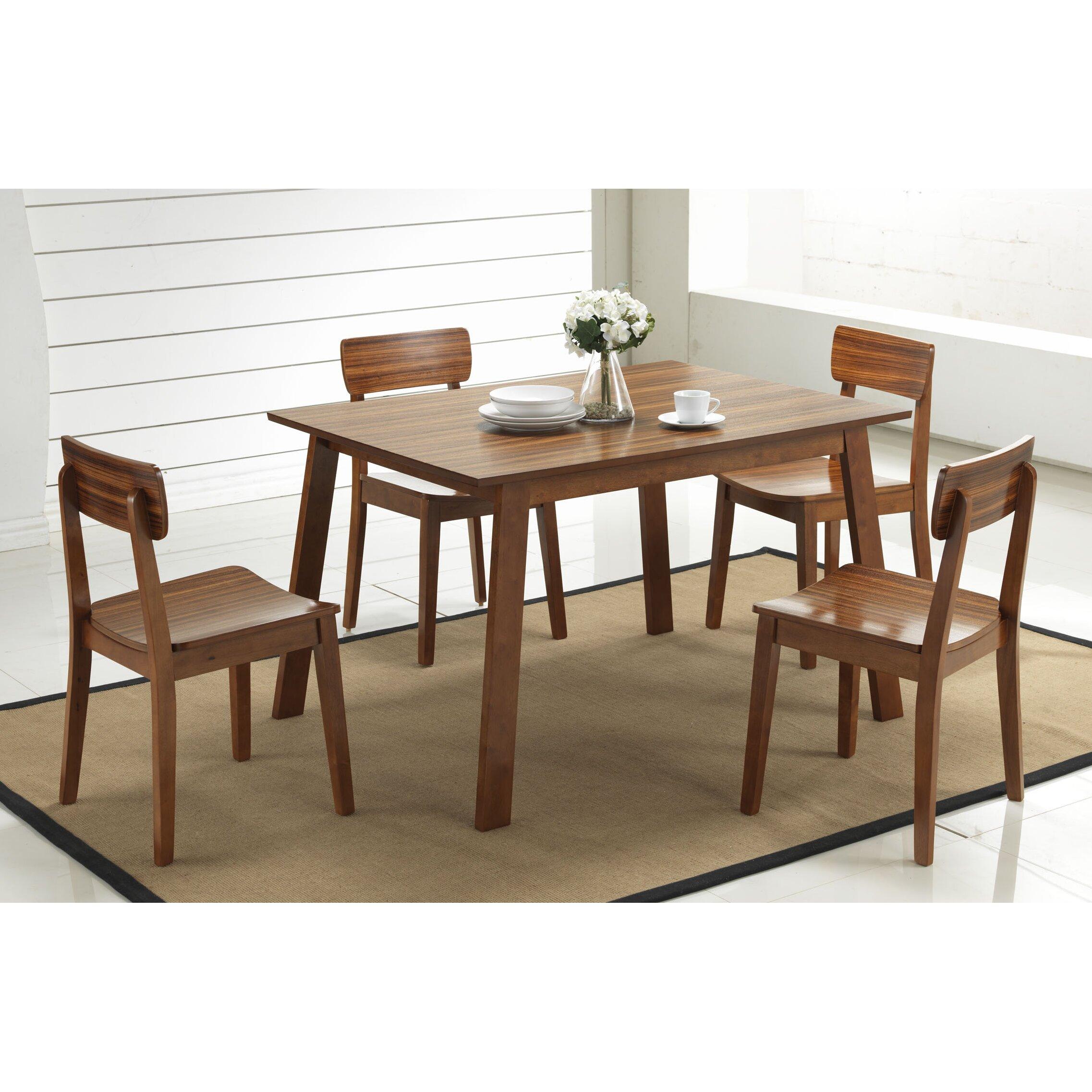 Kassandra 5 Piece Dining Set