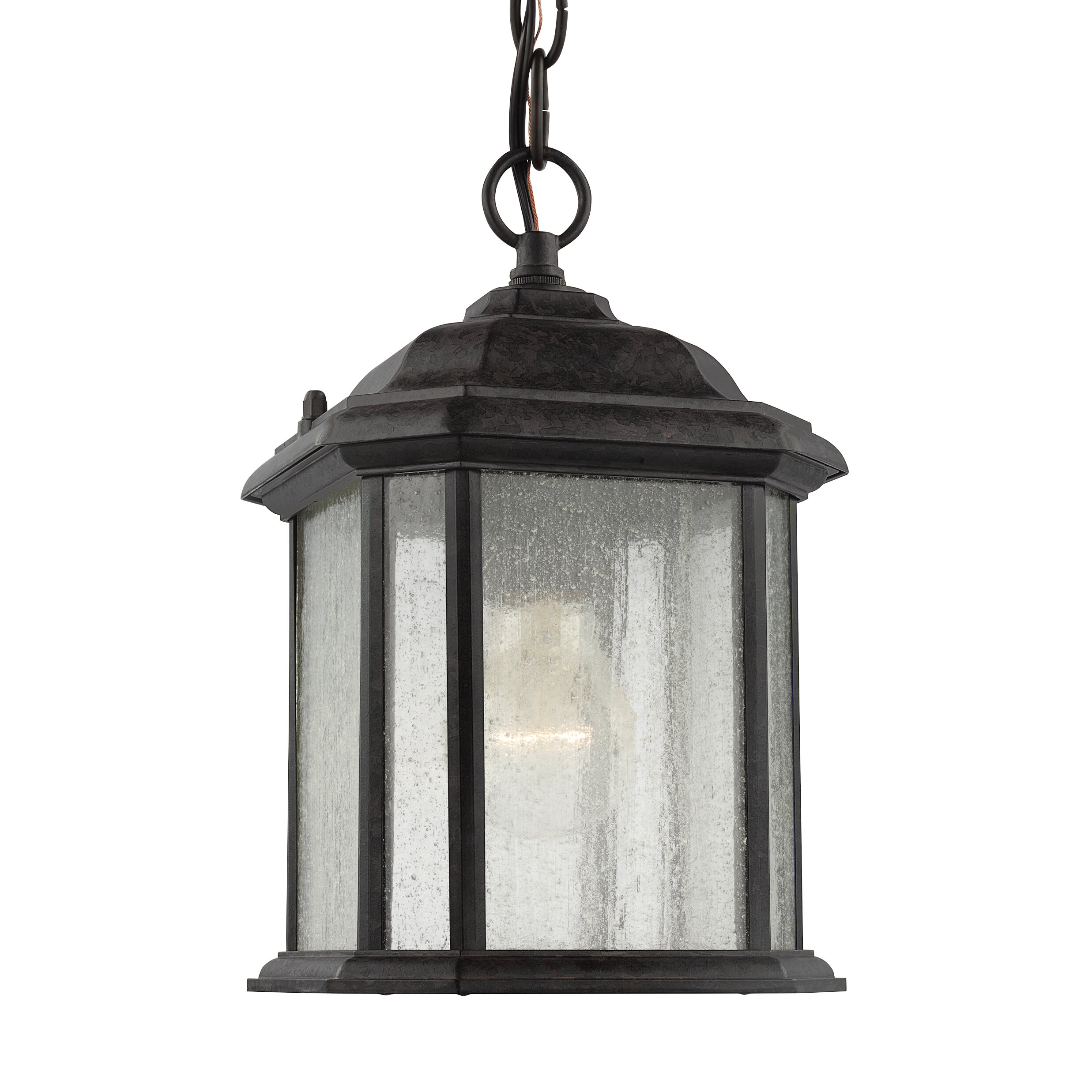 Wayfair Outdoor Hanging Lights: Kent 1 Light Outdoor Hanging Lantern