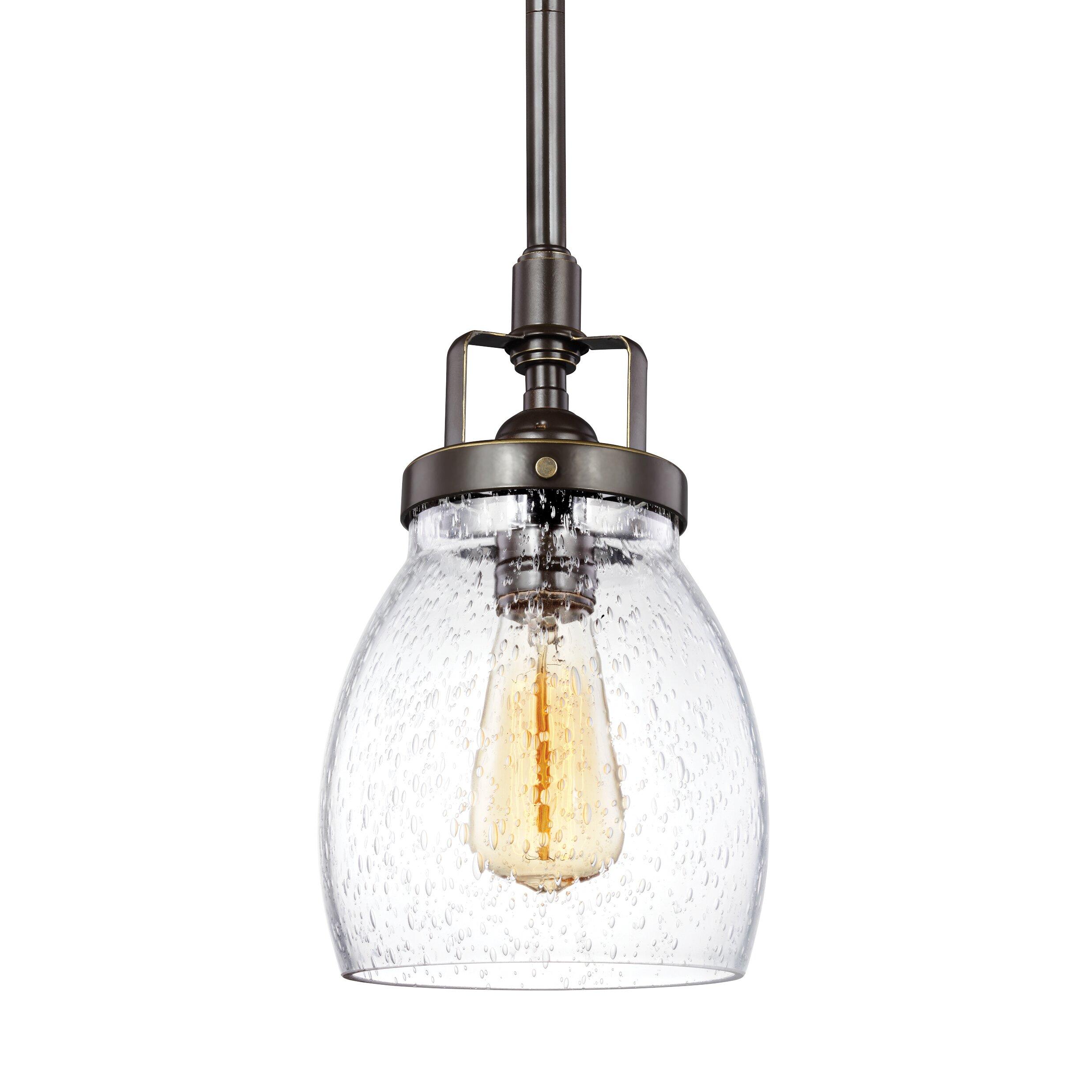 lighting ceiling lights mini pendants sea gull lighting sku