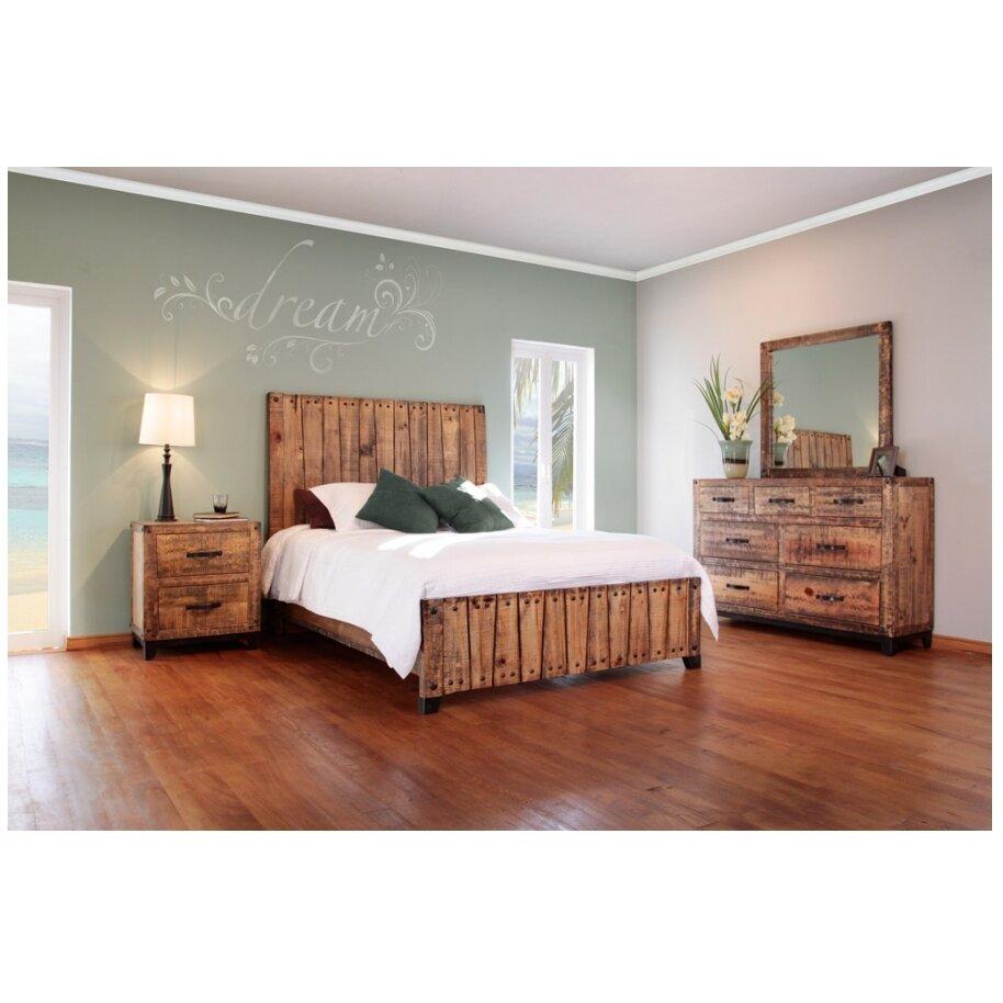 Artisan Home Furniture Maya 2 Drawer Nightstand & Reviews