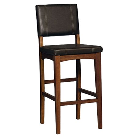 Linon Milano 30 Quot Bar Stool Amp Reviews Wayfair