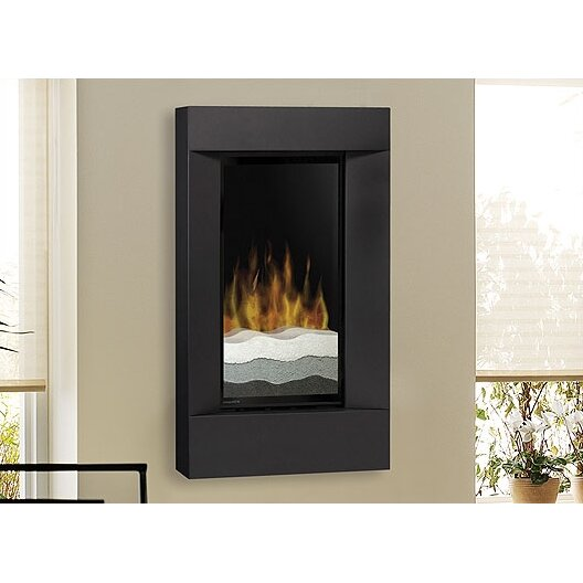 Wall Mount Electric Fireplace Or Recessed Within Designs: Recessed / Wall Mounted Electric Fireplace