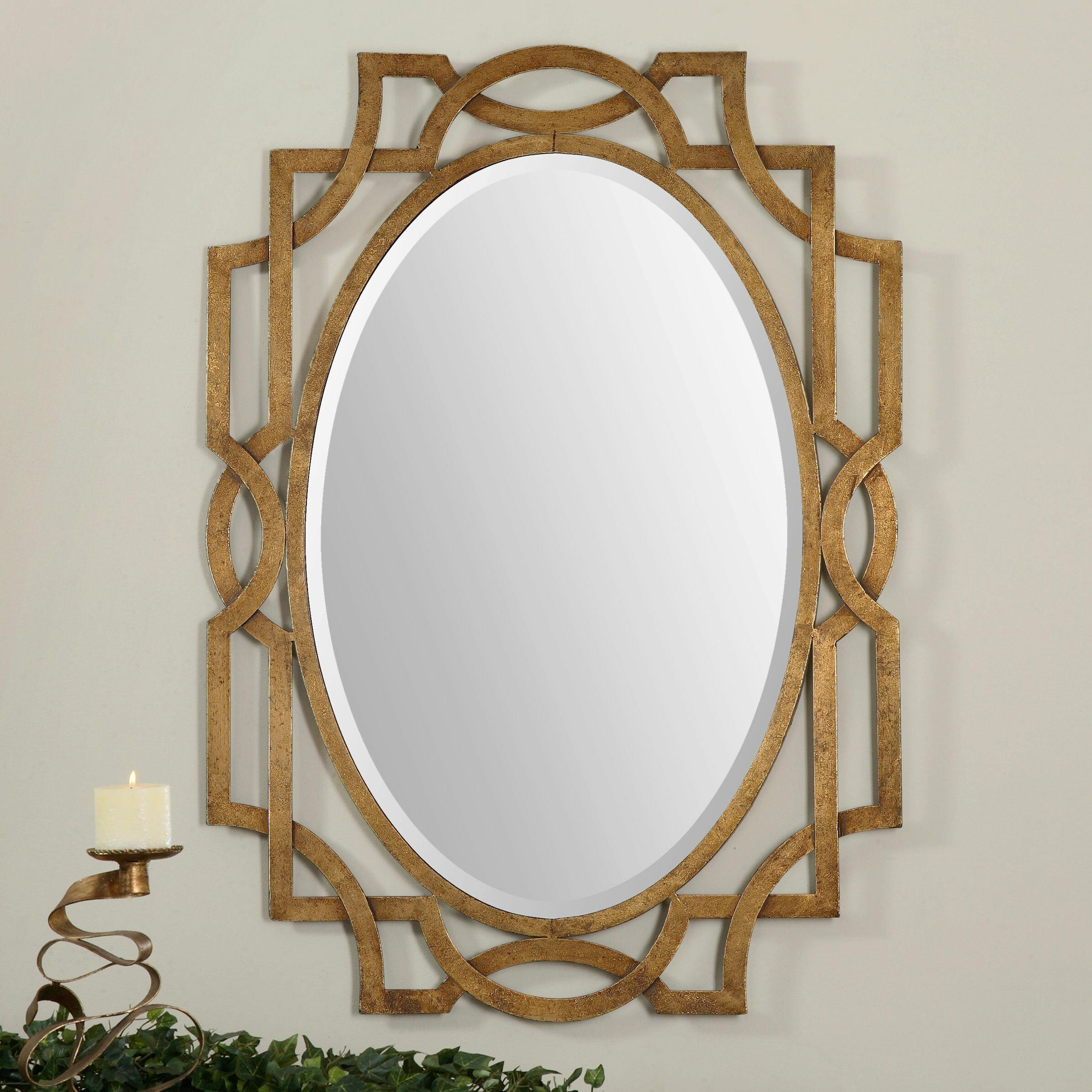 Uttermost Margutta Wall Mirror & Reviews