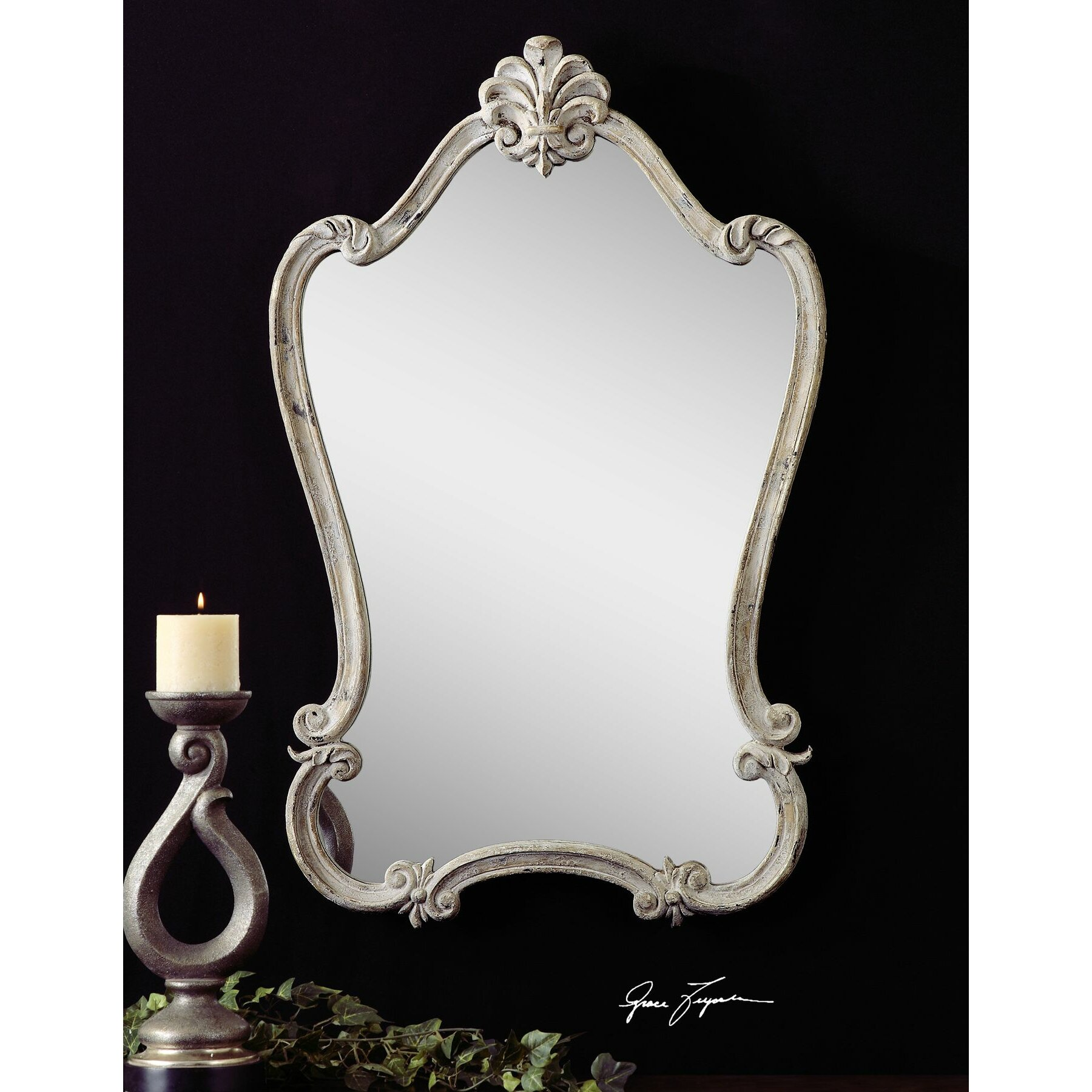 Wayfair Foyer Mirror : Walton hall mirror wayfair