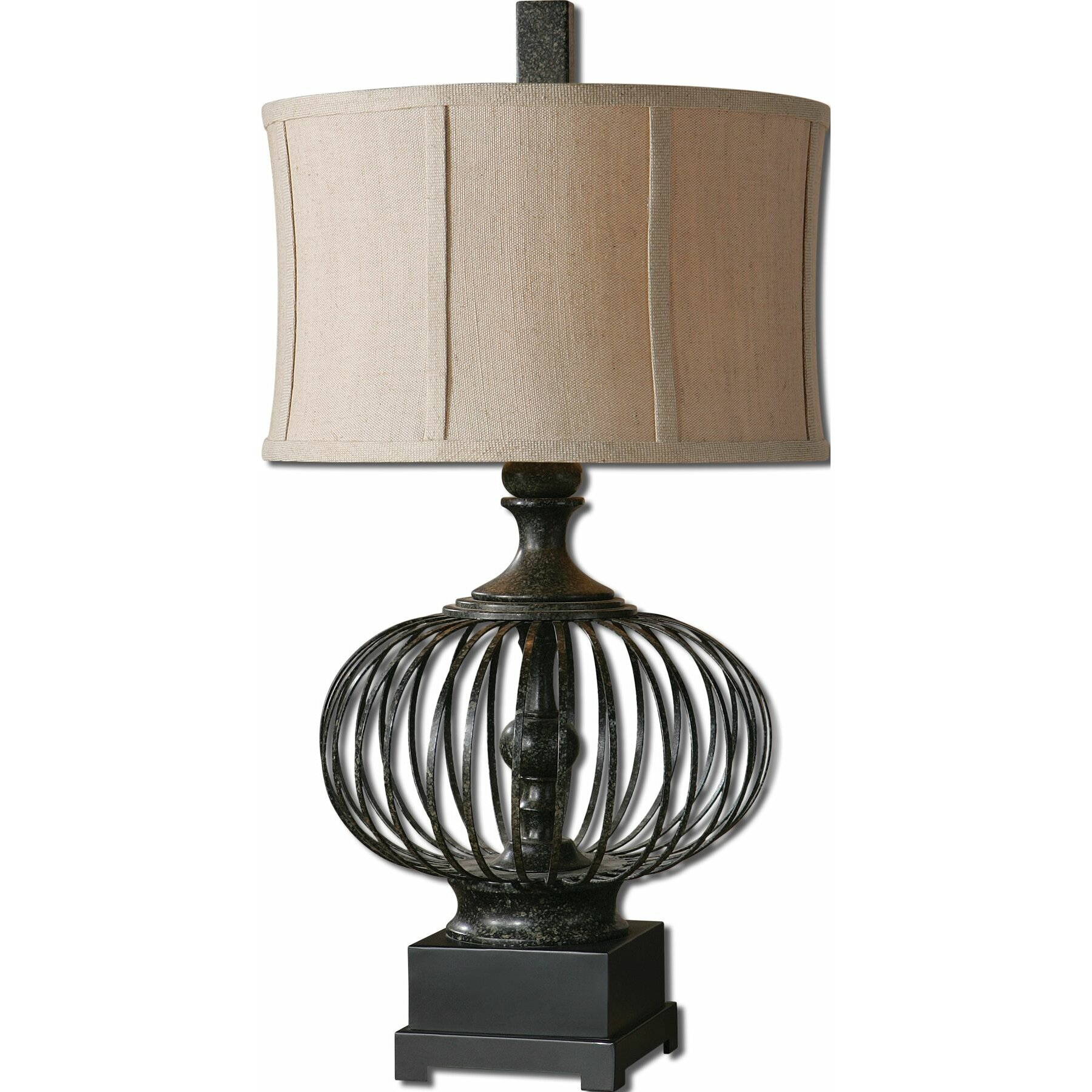 lighting lamps table lamps uttermost sku um11603. Black Bedroom Furniture Sets. Home Design Ideas
