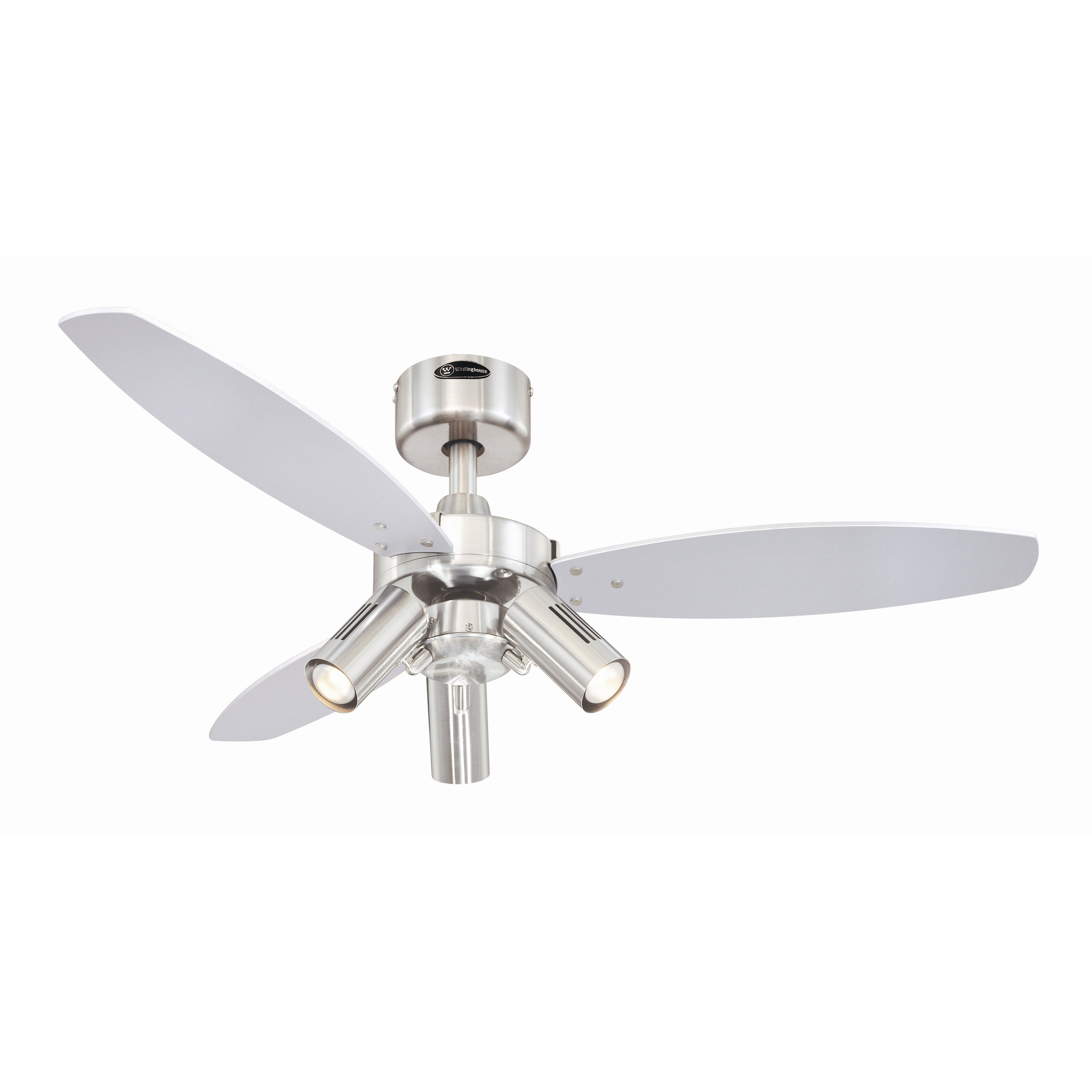 Westinghouse 105cm Jet Plus 3 Blade Ceiling Fan With